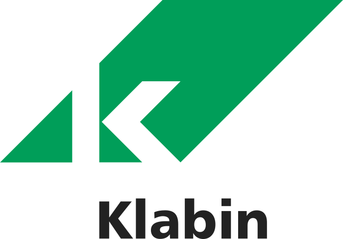 klabin logo.