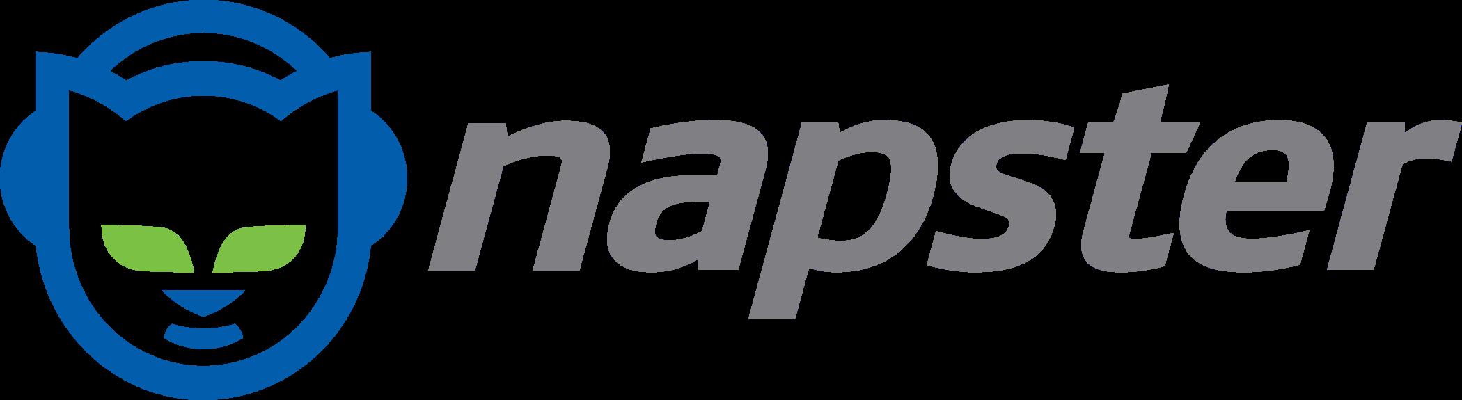 napster logo 2 1 - Napster Logo