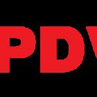 PDVSA logo.