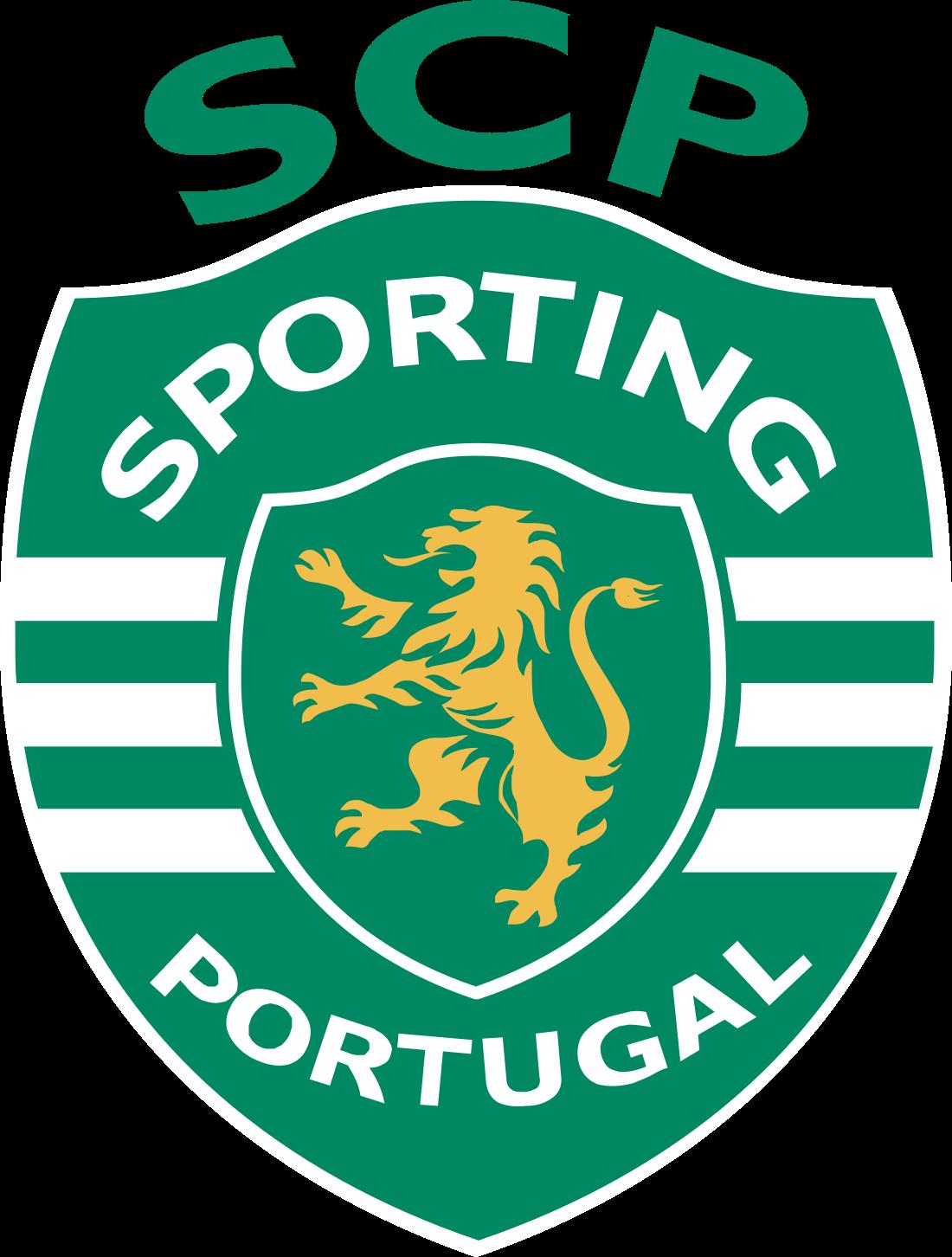 sporting clube de portugal logo escudo 3 - Sporting Logo - Sporting Clube de Portugal Escudo