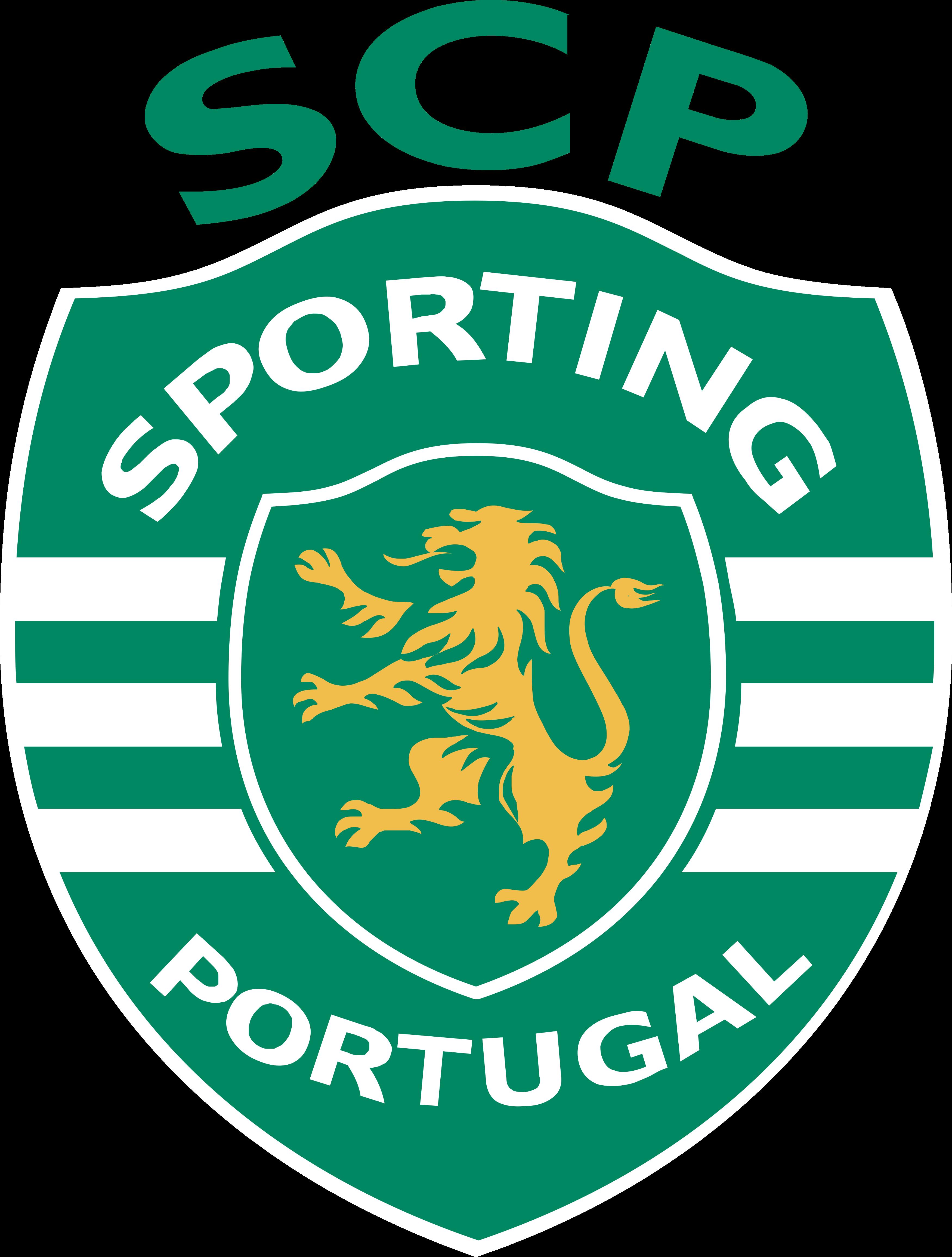 sporting clube de portugal logo escudo - Sporting Logo - Sporting Clube de Portugal Escudo