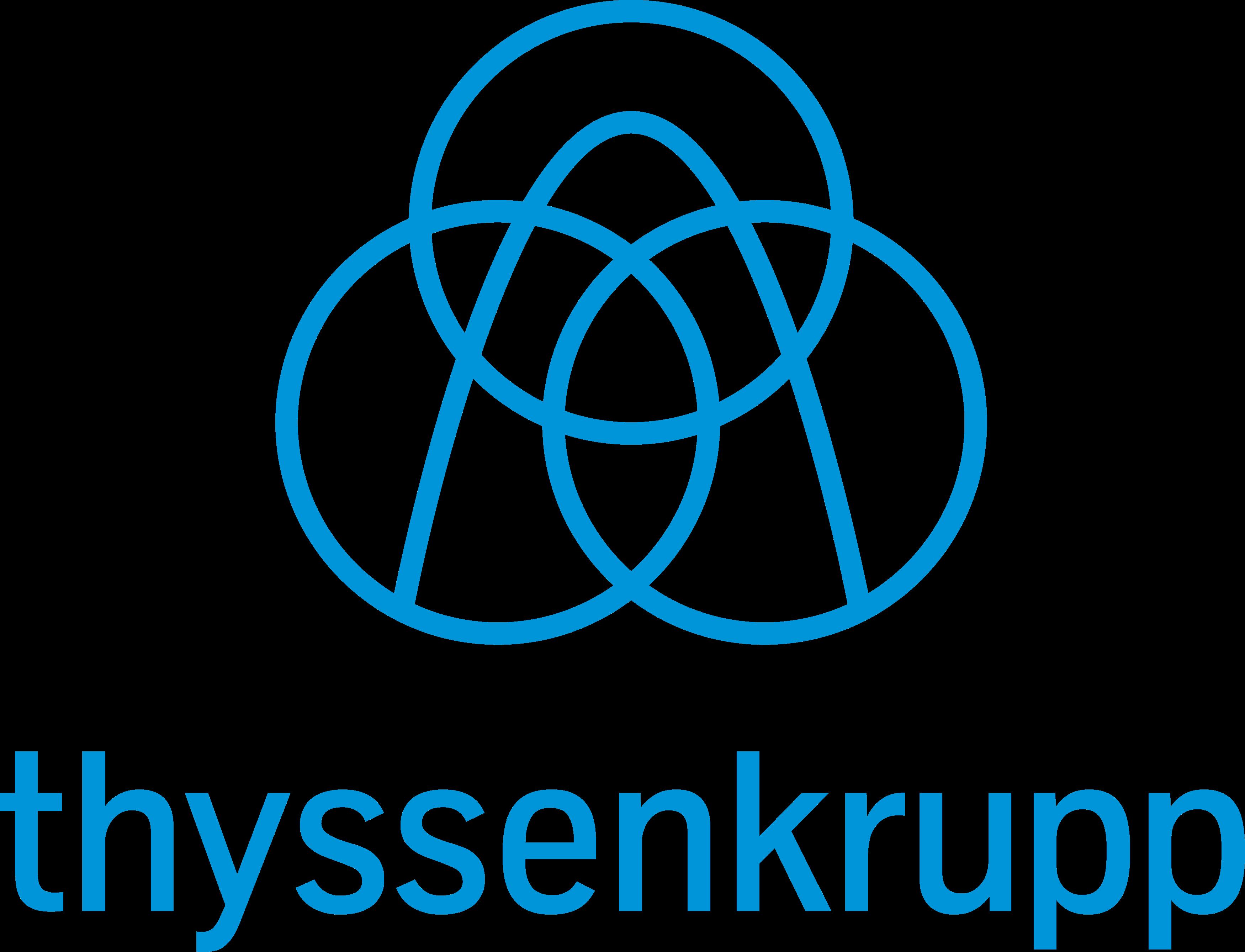 thyssenkrupp logo.