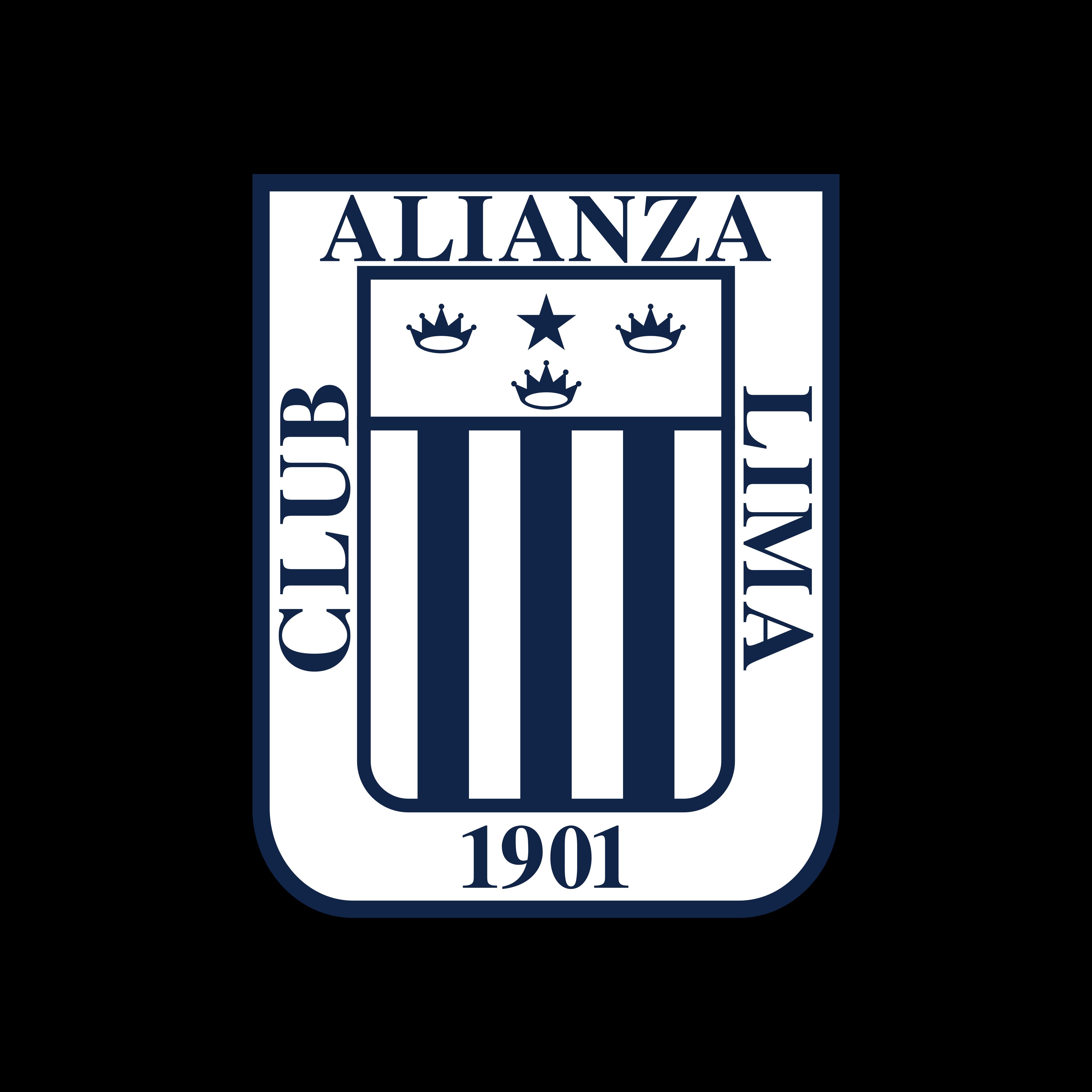 alianza lima logo escudo 0 - Alianza Lima Logo - Escudo