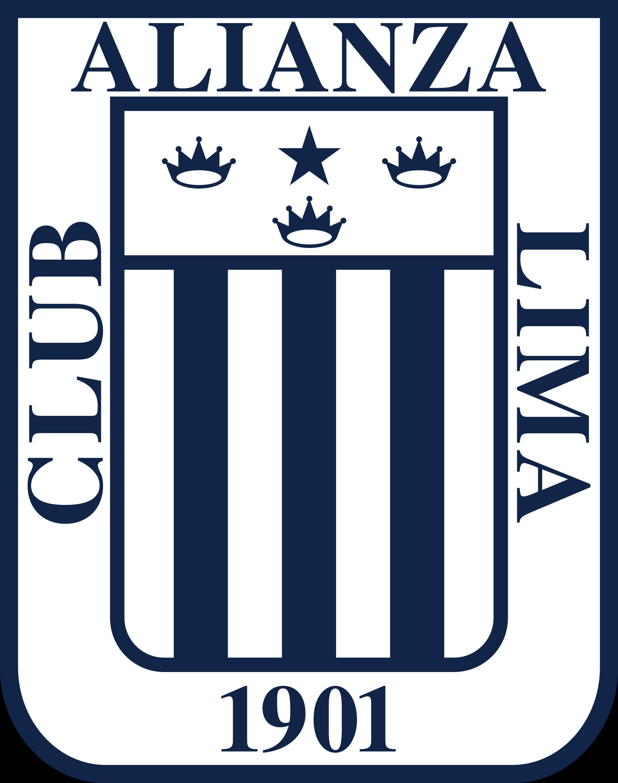 alianza lima logo escudo 1 - Alianza Lima Logo - Escudo