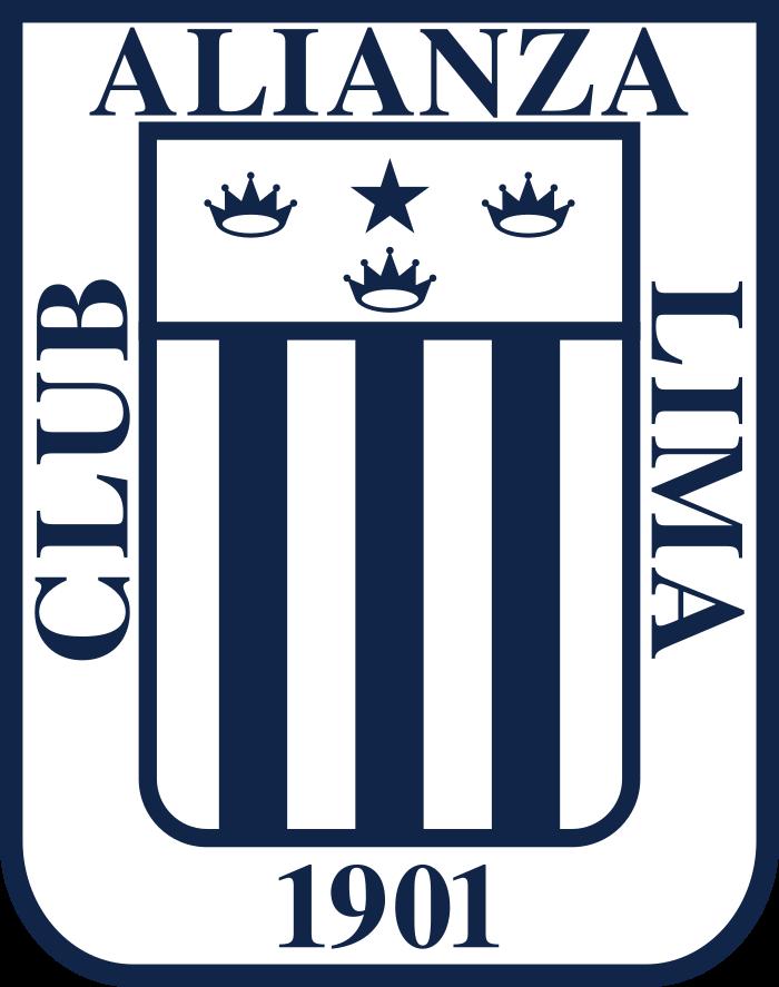 alianza lima logo escudo 4 - Alianza Lima Logo - Escudo