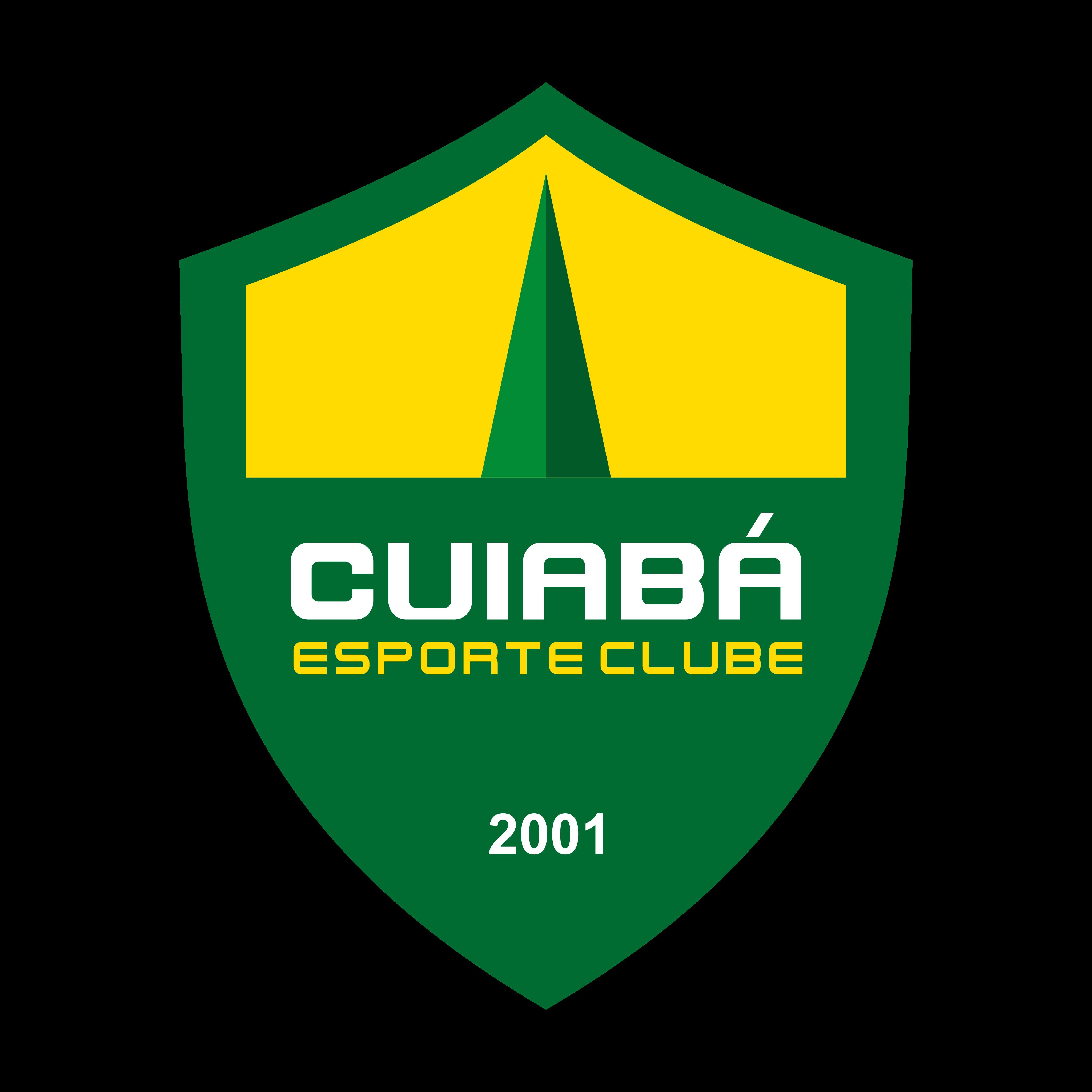 Cuiabá Esporte Clube Logo - Escudo PNG.