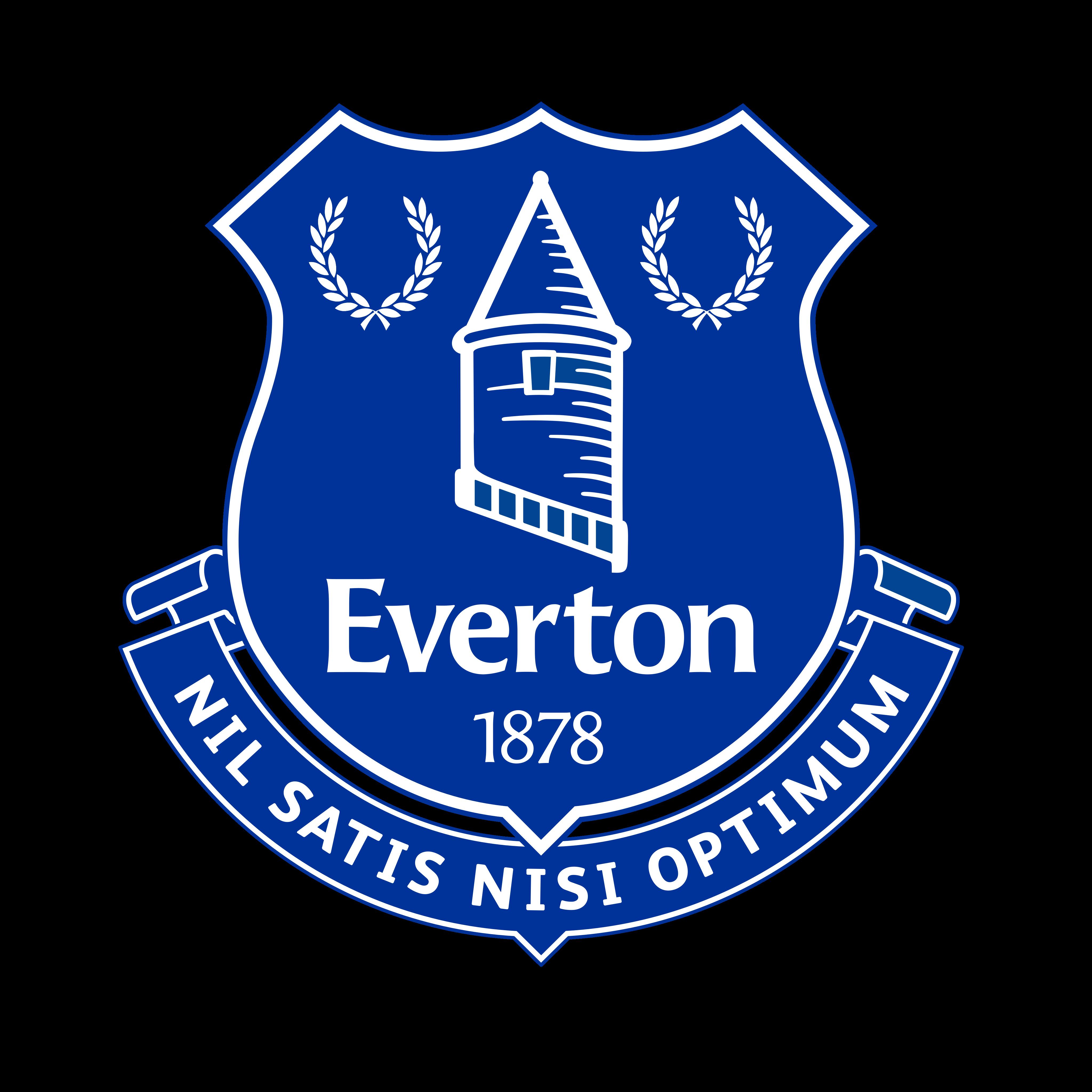 everton logo escudo 0 - Everton FC Logo