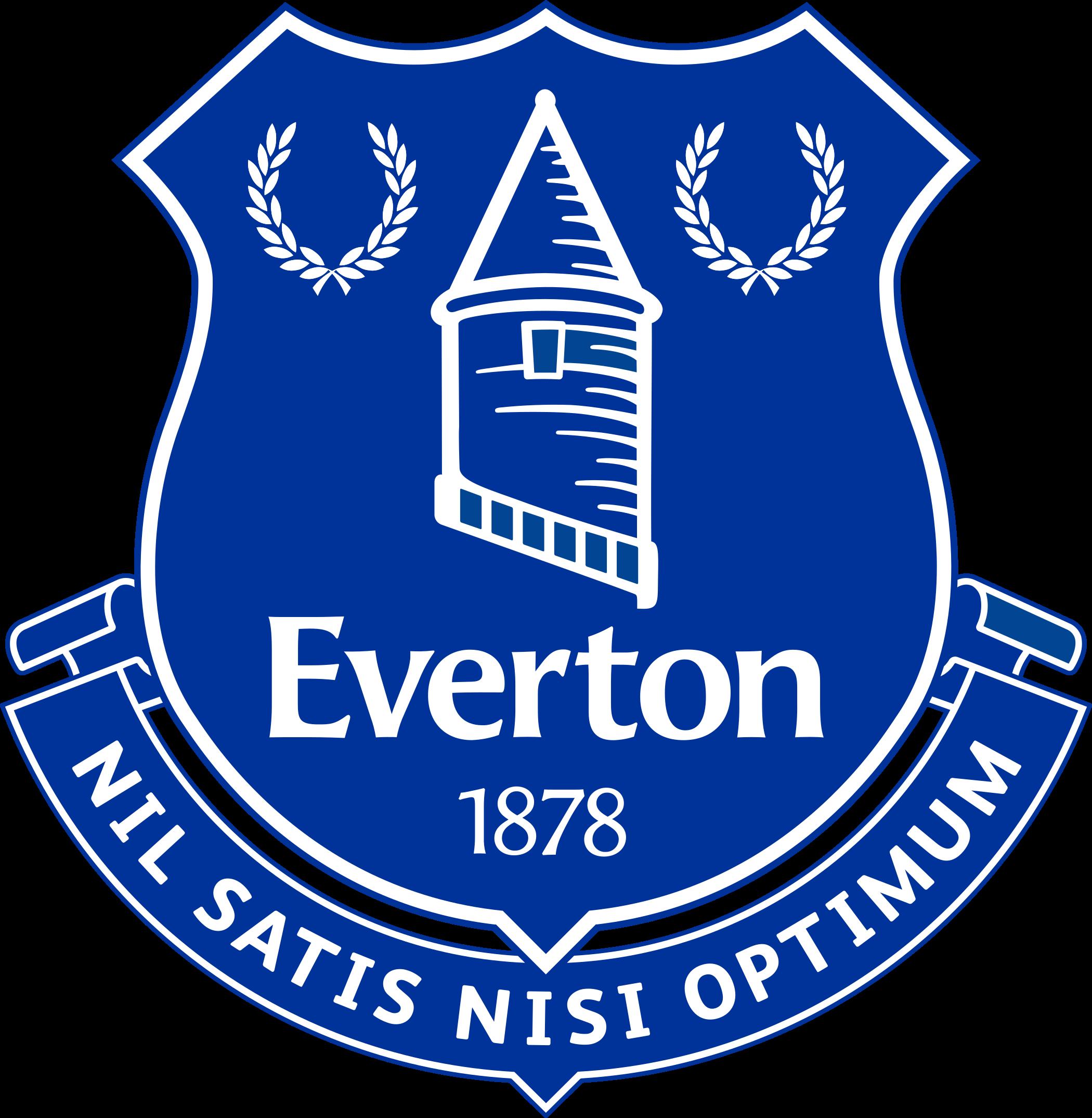 everton logo escudo 1 - Everton FC Logo