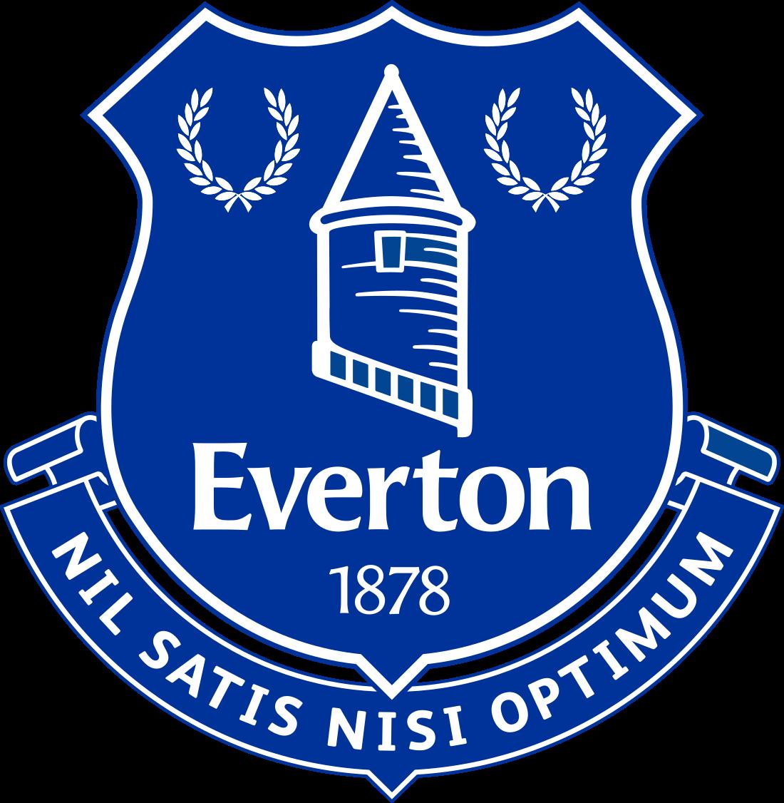 everton logo escudo 3 - Everton FC Logo