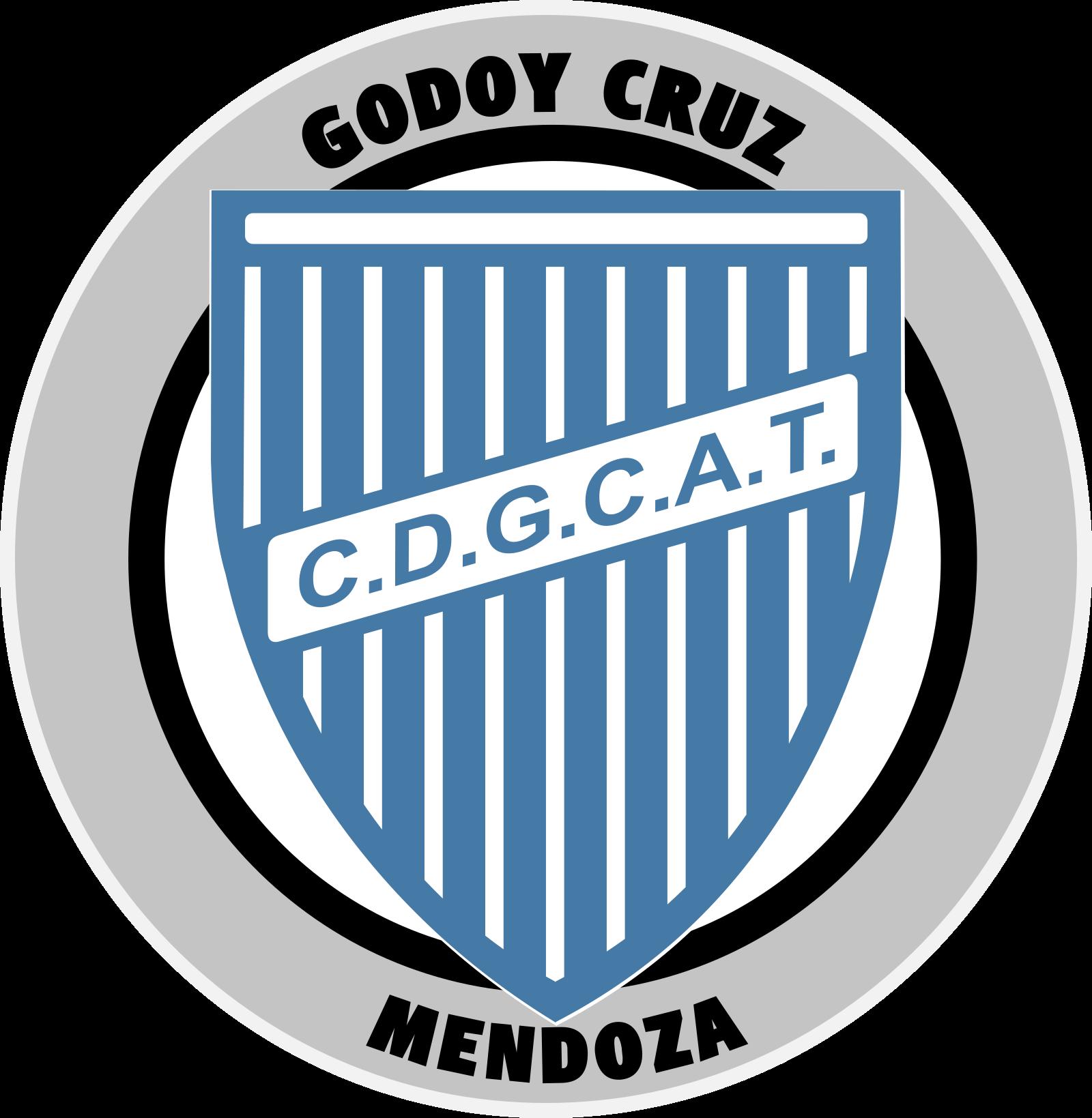 godoy cruz logo escudo 2 - Godoy Cruz Logo – Club Deportivo Godoy Cruz Escudo