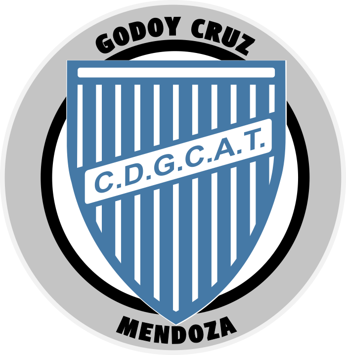 godoy cruz logo escudo 4 - Godoy Cruz Logo – Club Deportivo Godoy Cruz Escudo