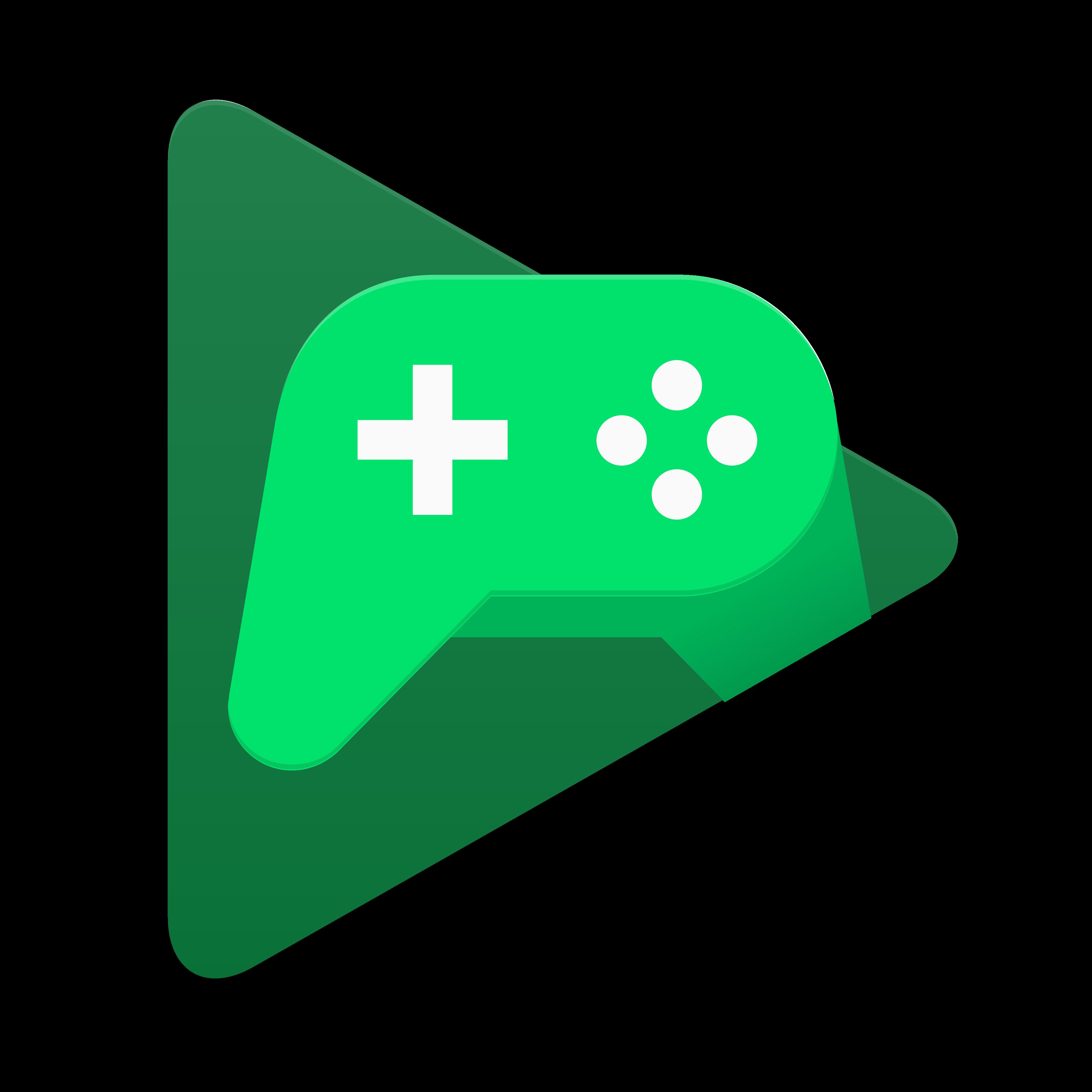google play games 0 - Google Play Games Logo