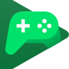 Google Play Games Logo.