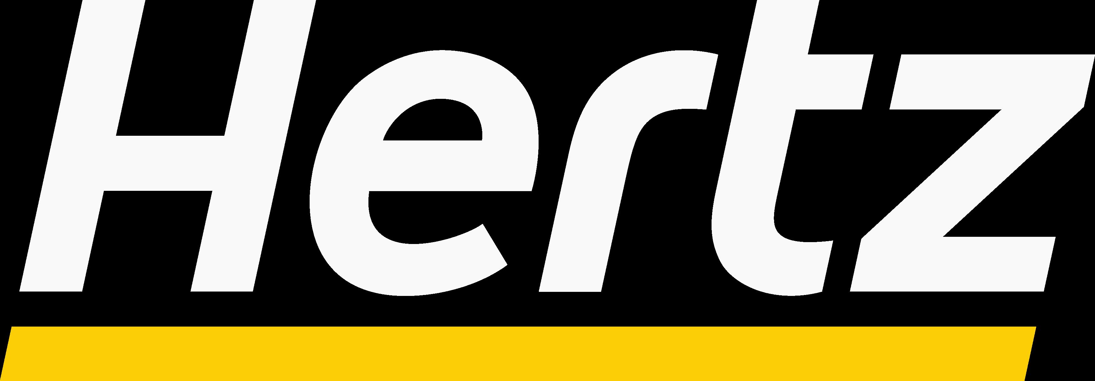 hertz logo  - Hertz Logo