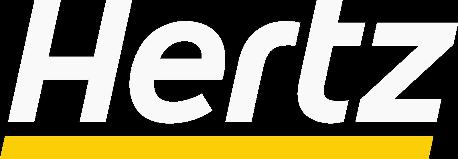hertz logo 2 1 - Hertz Logo