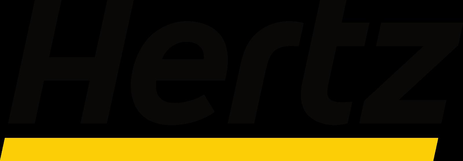 hertz logo 2 - Hertz Logo