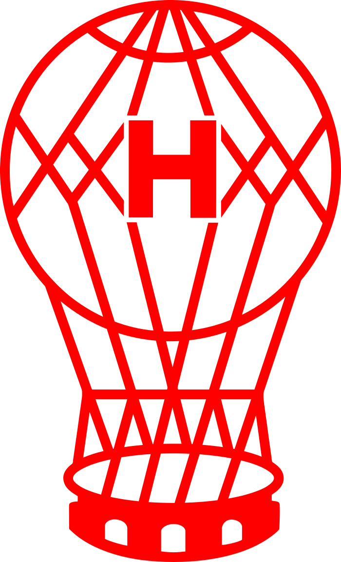 huracan logo escudo 4 - Club Atlético Huracán Logo