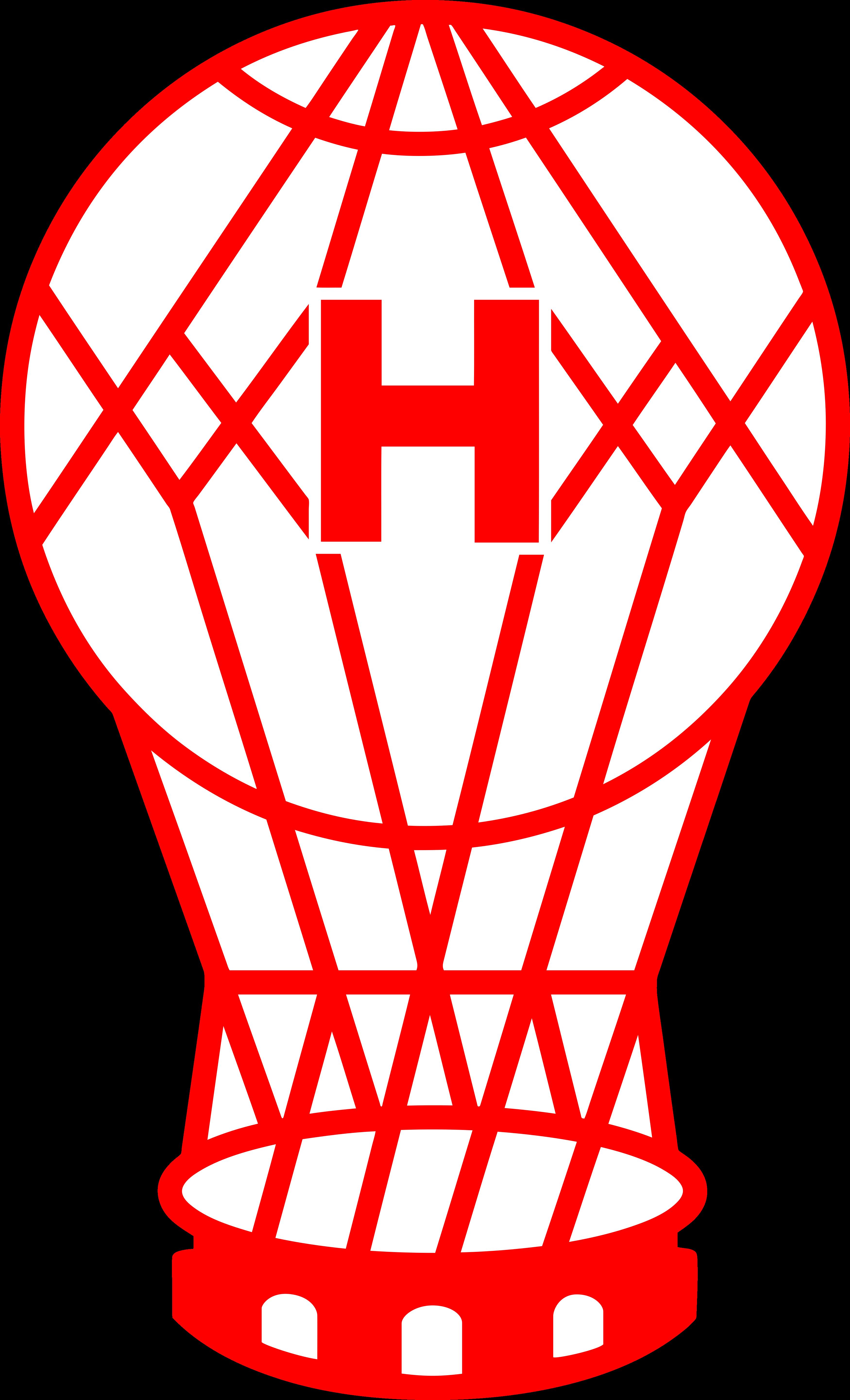 huracan logo escudo - Club Atlético Huracán Logo