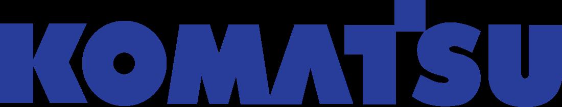 komatsu logo 3 - Komatsu Logo