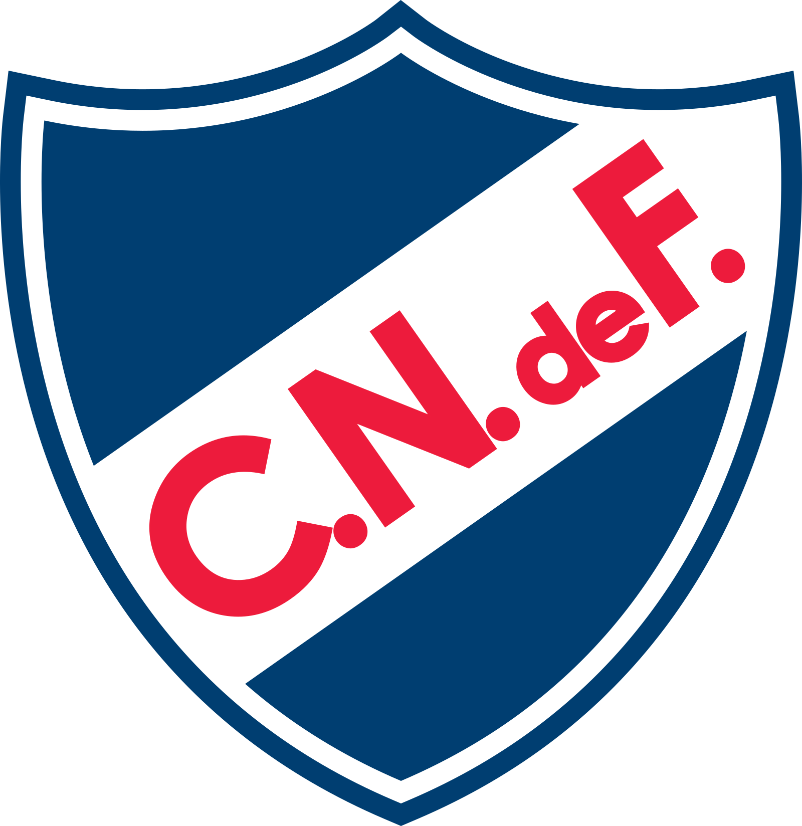 nacional do uruguai logo escudo 2 - Nacional Logo (Uruguay) – Club Nacional de Football Escudo