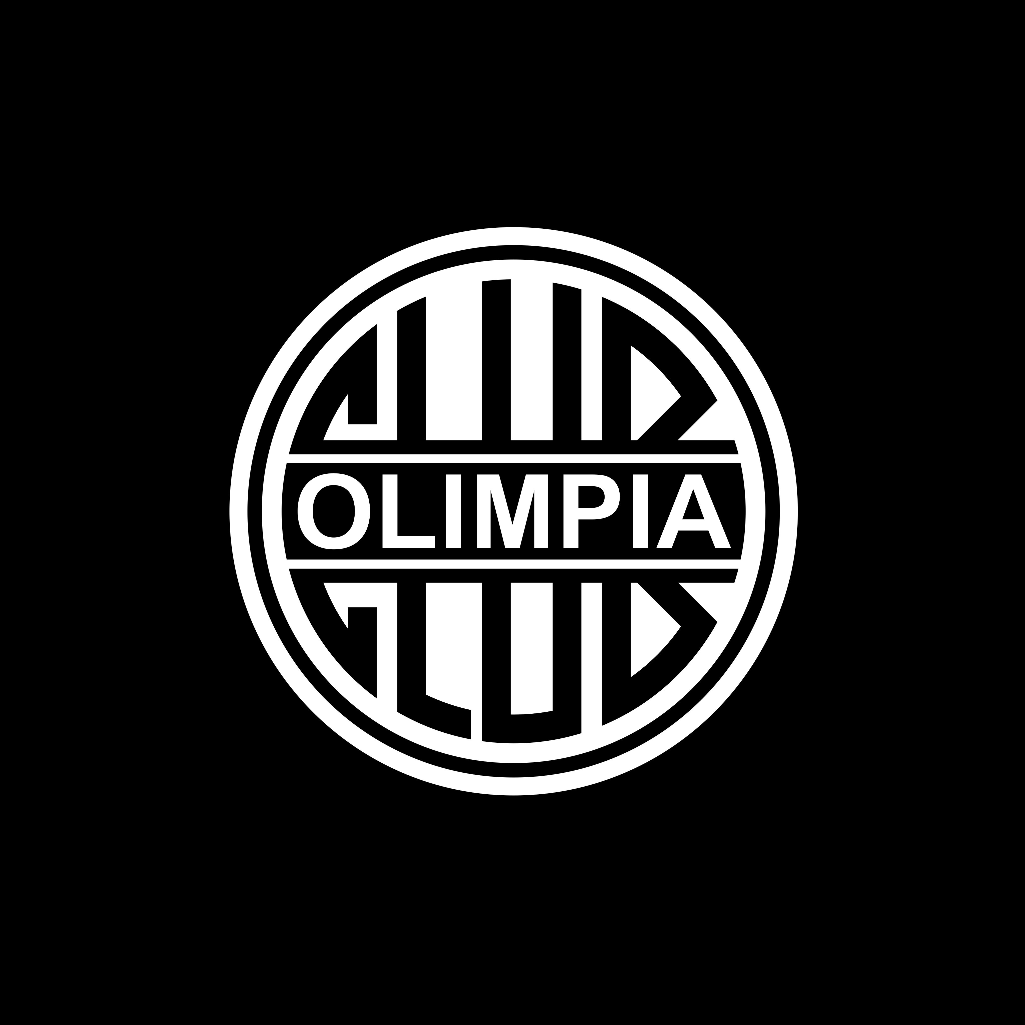 Olimpia Logo PNG.
