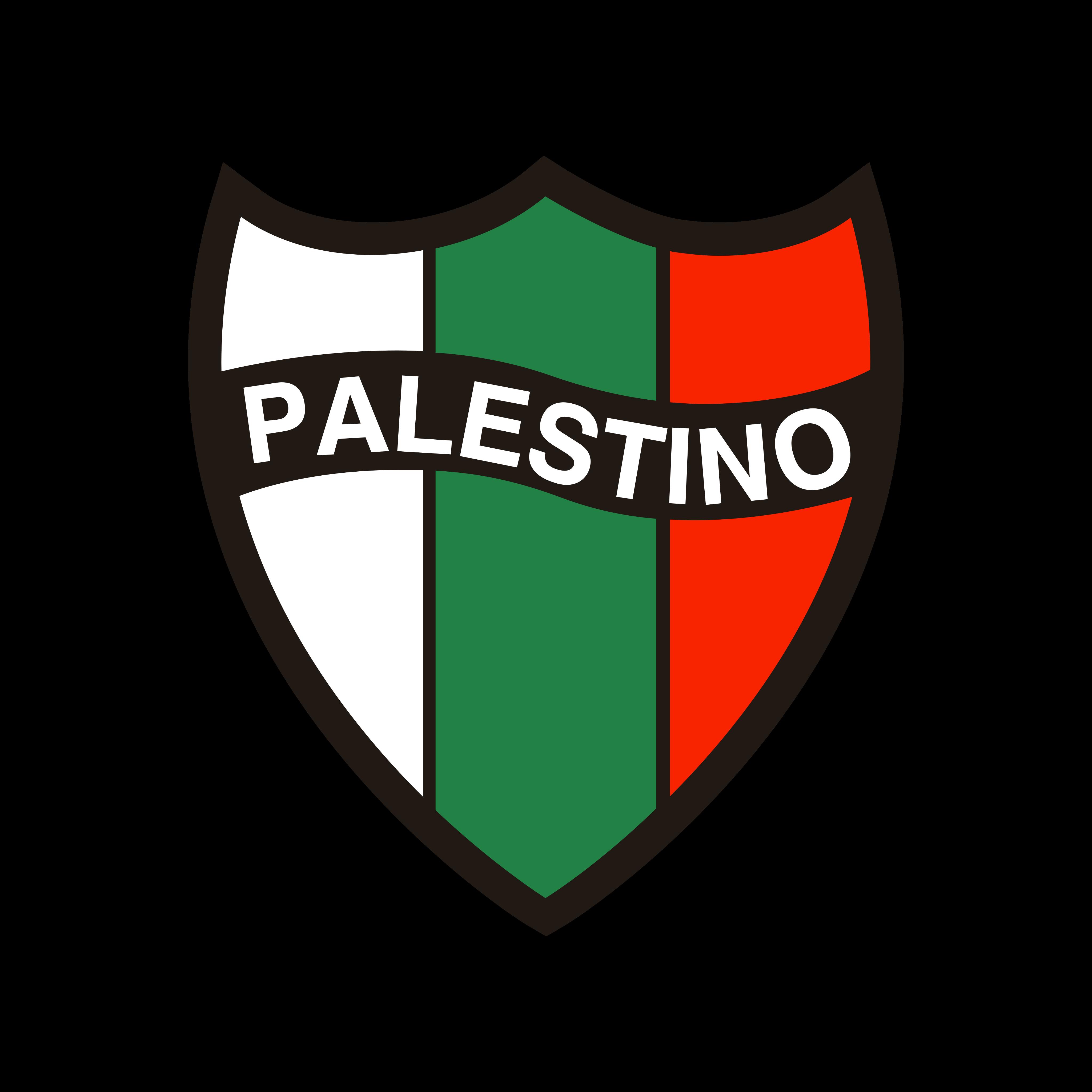 palestino logo 0 - Palestino Logo - Club Deportivo Palestino Escudo