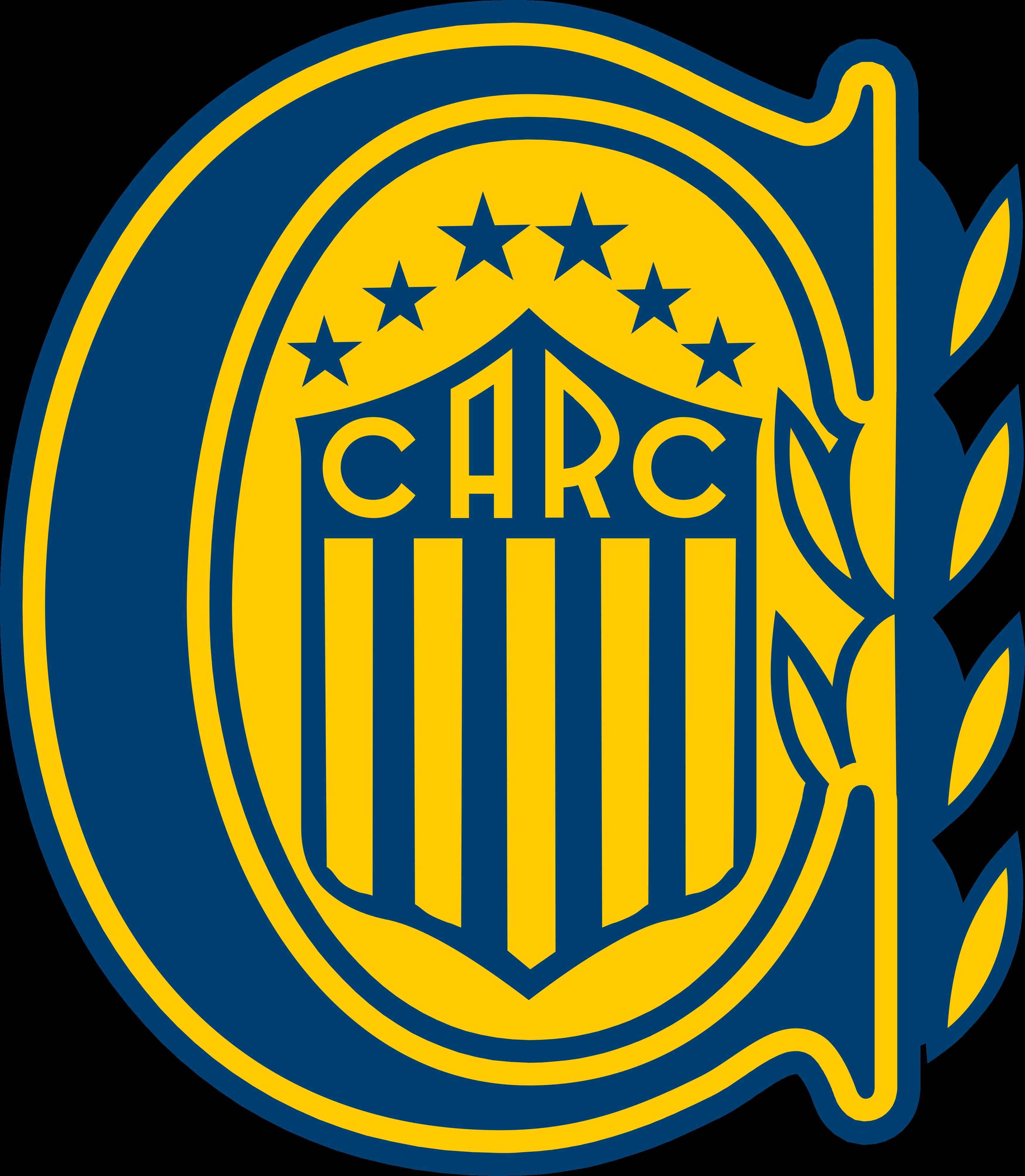 rosario central logo escudo - Rosário Central Logo - Club Atlético Rosário Central Escudo