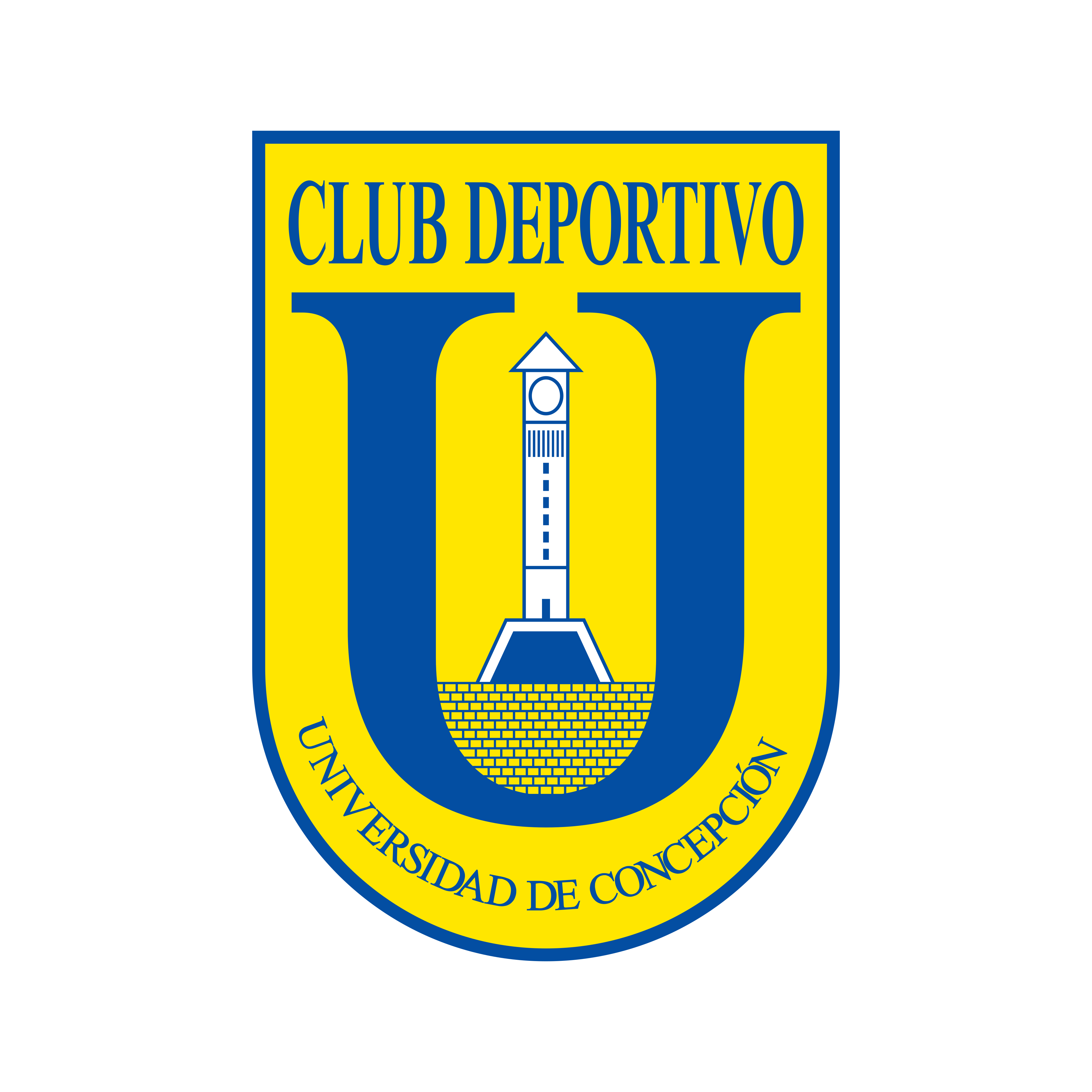 universidad concepcion logo escudo 0 - Universidad de Concepción Logo - Club Deportivo Universidad de Concepción Escudo