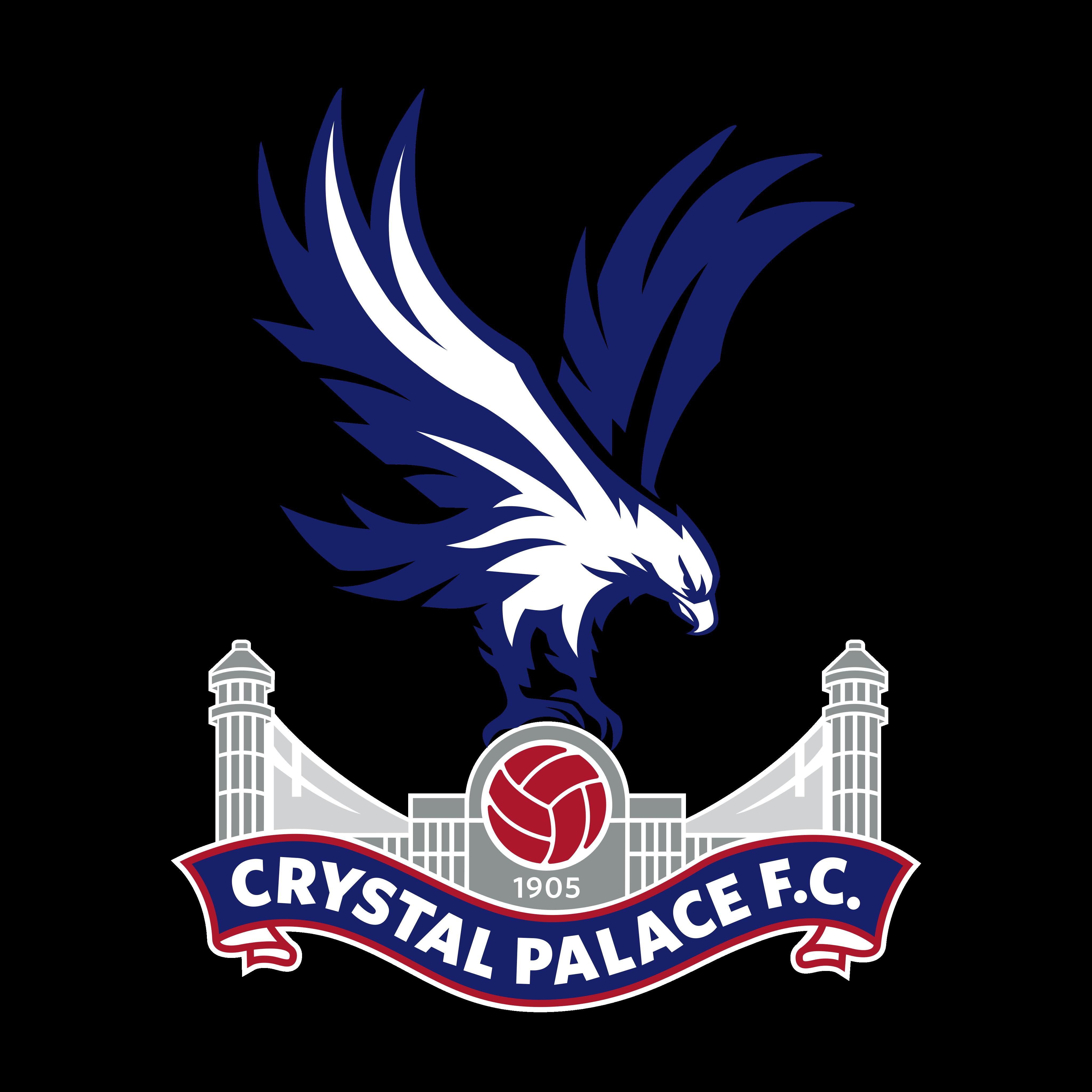 crystal palace logo.