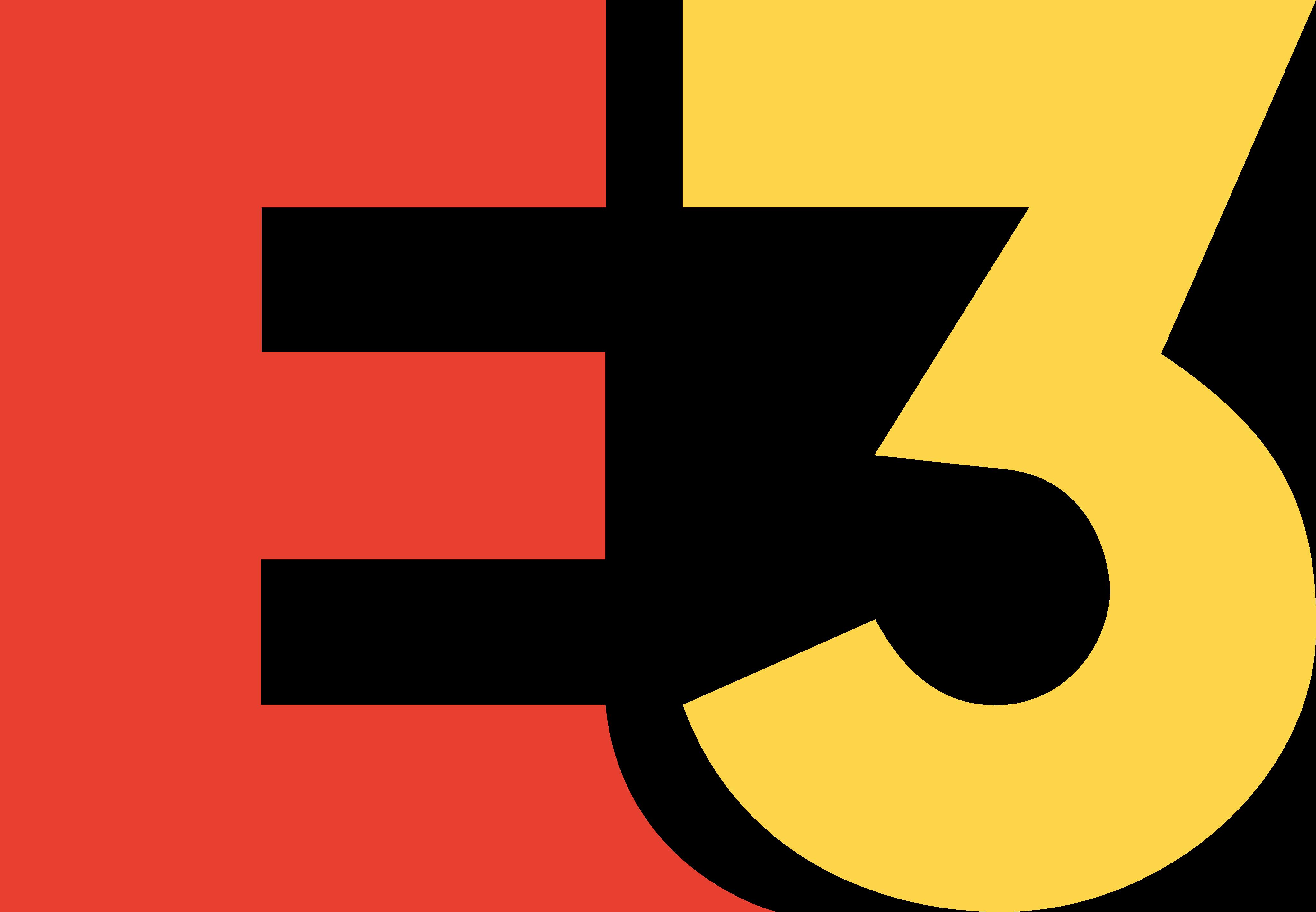 E3 Logo.