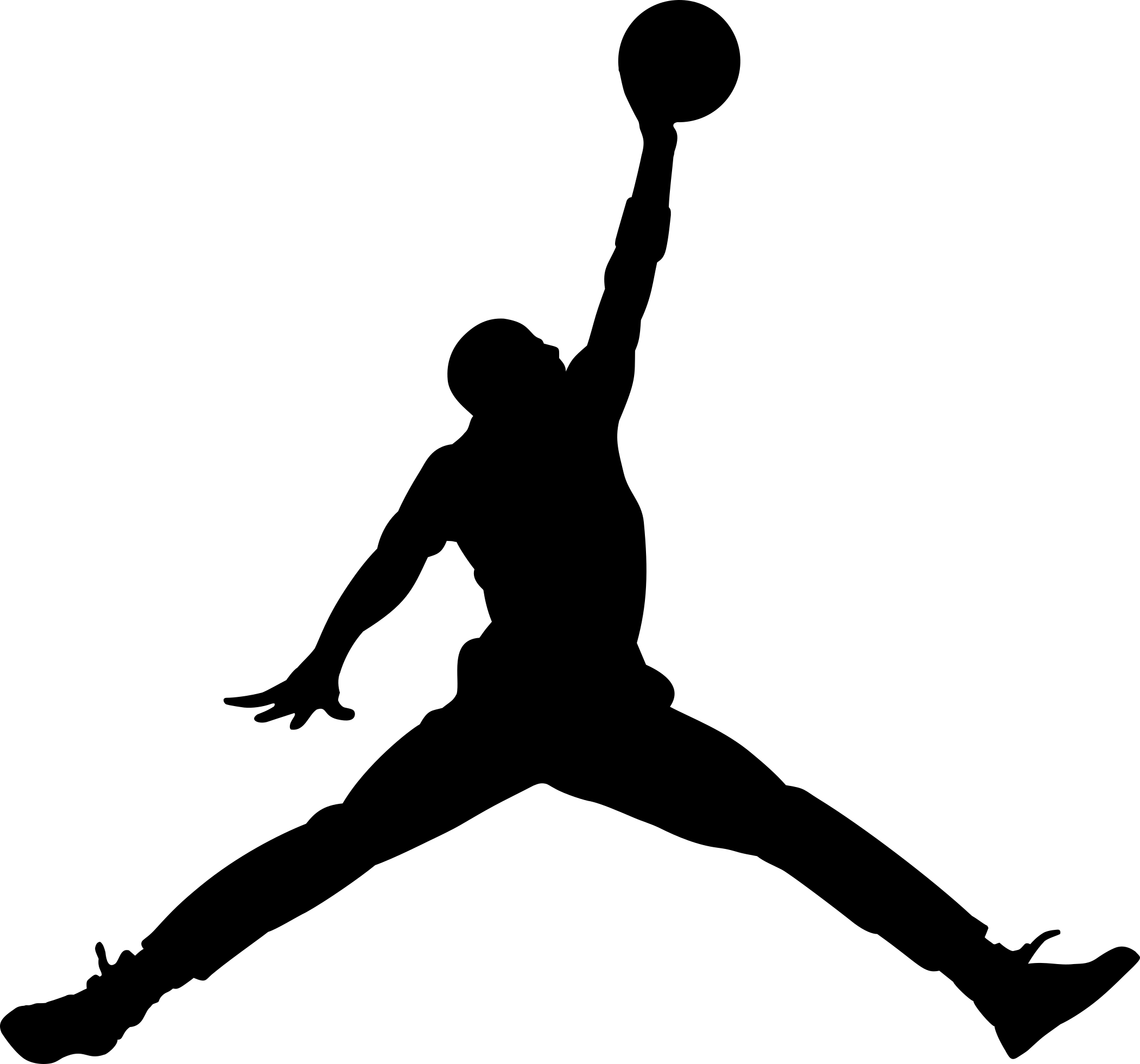 jordan logo 1 - Jordan Logo