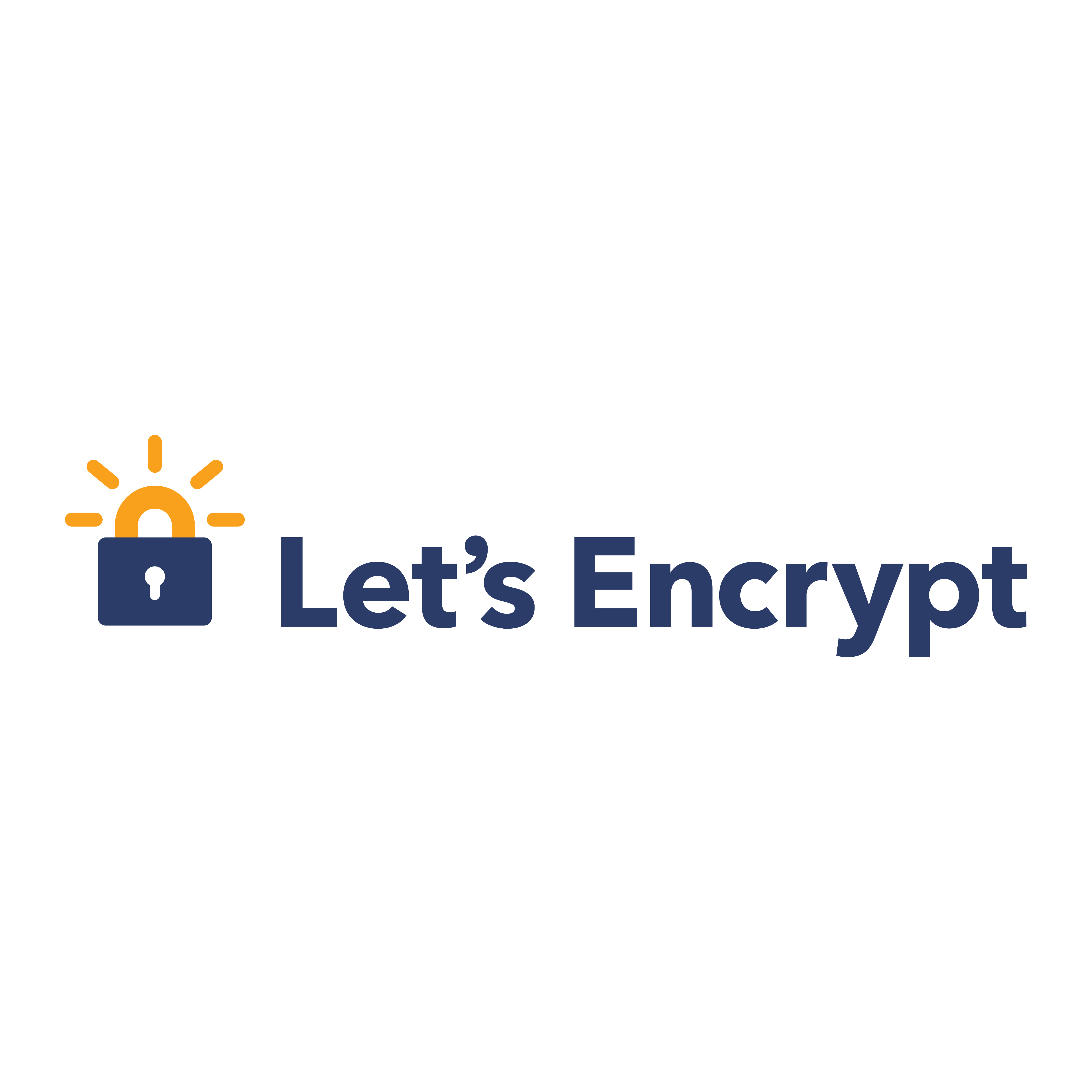 lets encrypt logo 0 - Let's Encrypt Logo