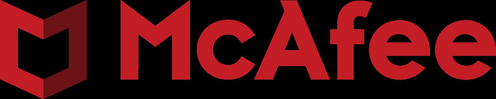 mcafee logo 2 - McAfee Logo