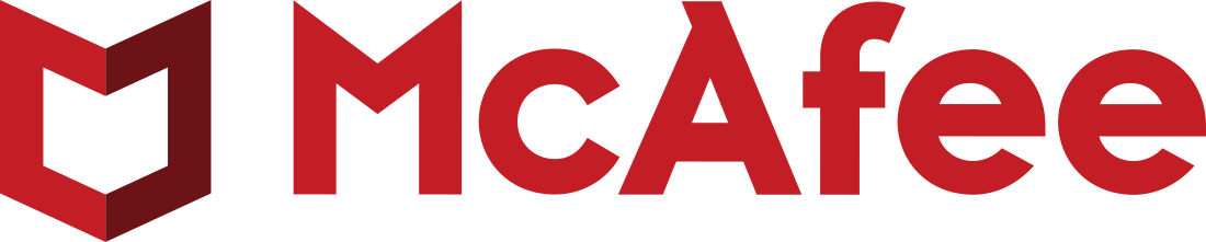 mcafee logo 3 - McAfee Logo
