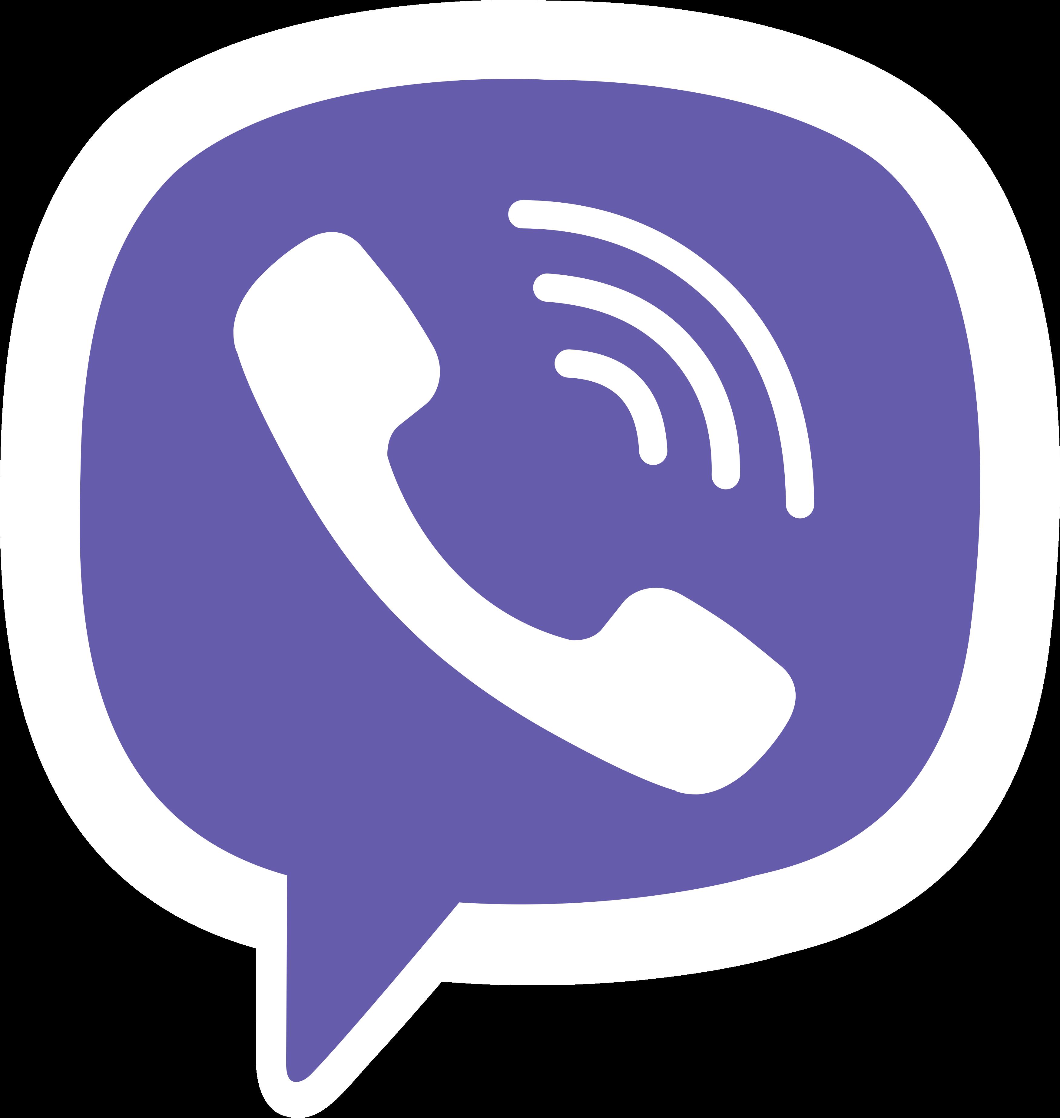 viber logo icon 1 - Rakuten Viber Logo - Icon