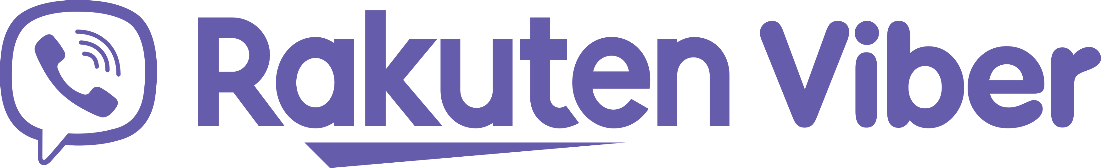 viber logo icon 3 - Rakuten Viber Logo - Icon