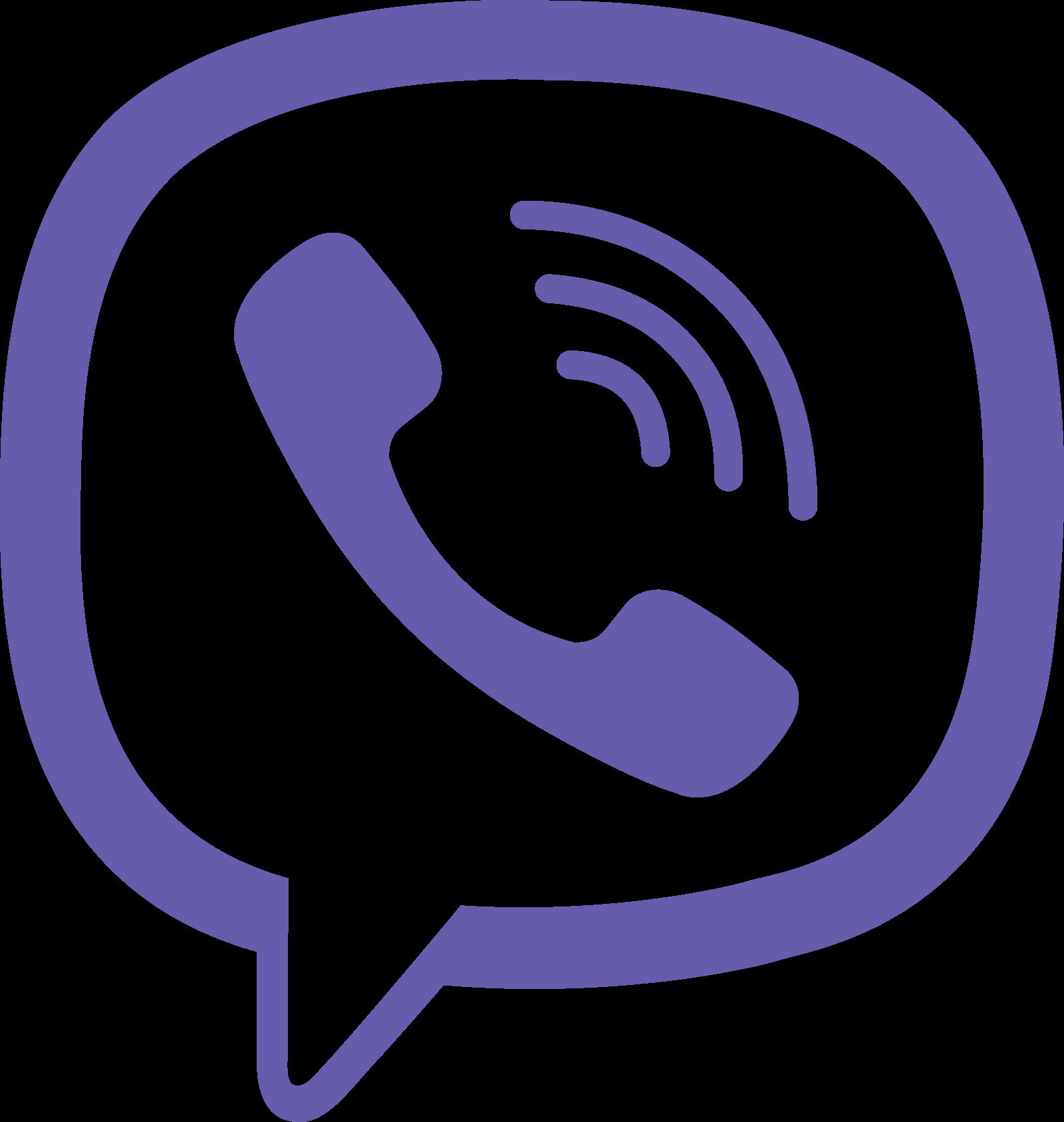 viber logo icon 4 - Rakuten Viber Logo - Icon