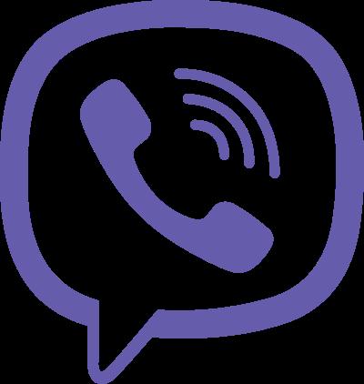 viber logo icon 8 - Rakuten Viber Logo - Icon