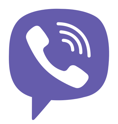 viber logo icon 9 - Rakuten Viber Logo - Icon