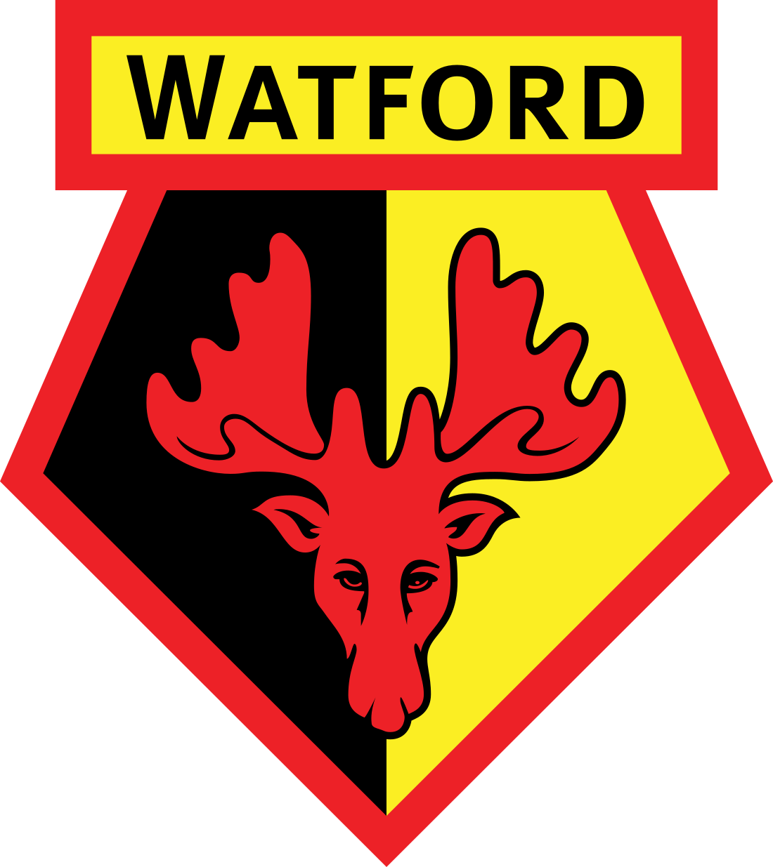 watford logo 3 - Watford Football Club Logo - Badge