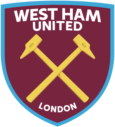 west ham united logo 5 - West Ham United FC Logo