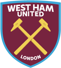 west ham united logo 6 - West Ham United FC Logo