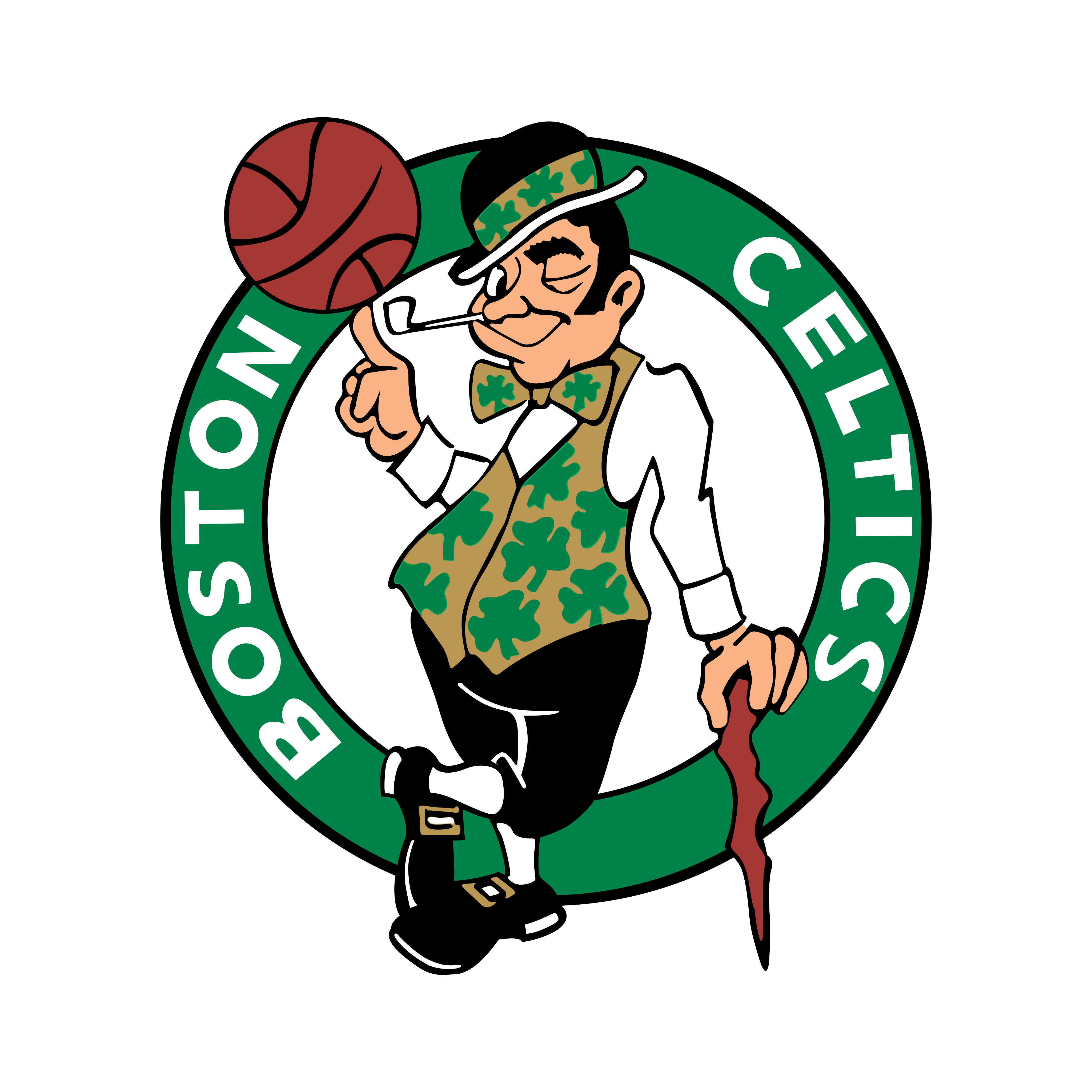 boston celtics logo.