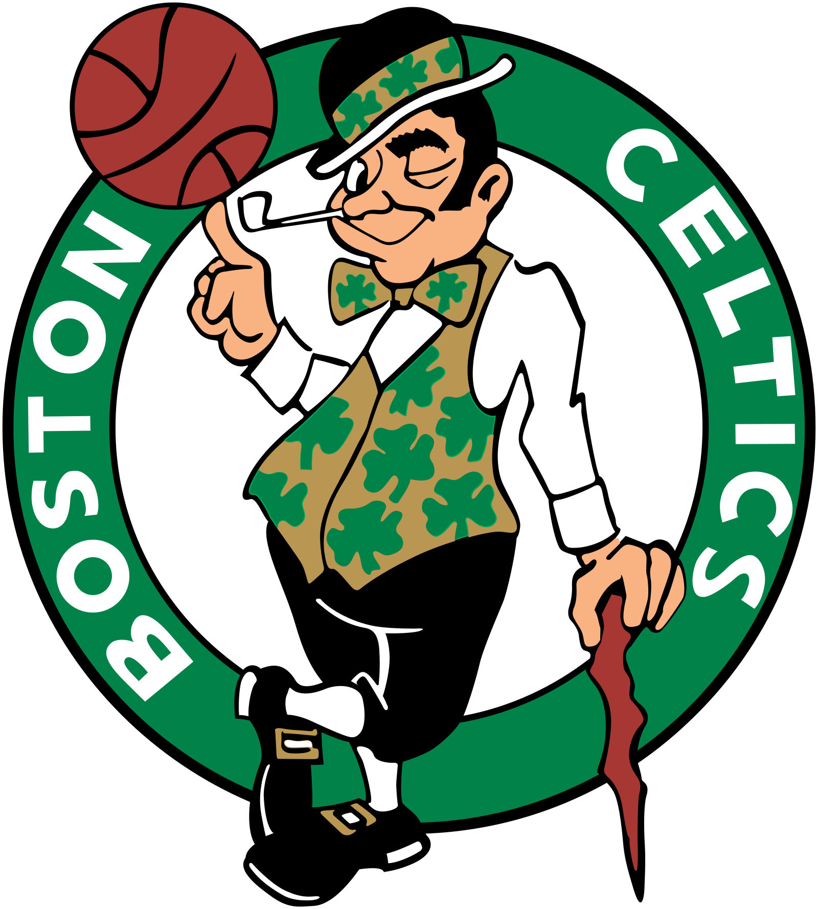boston celtics logo 2 - Boston Celtics Logo