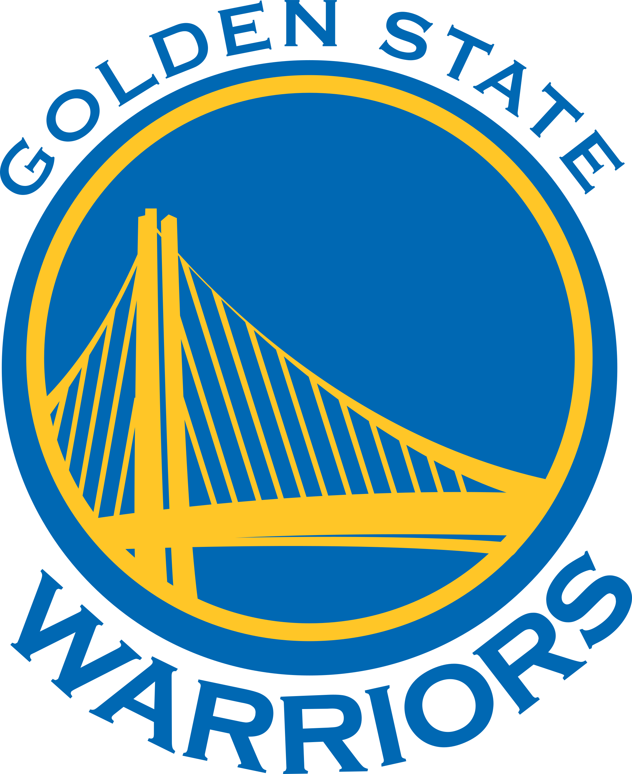 golden state warriors logo 1 - Golden State Warriors Logo
