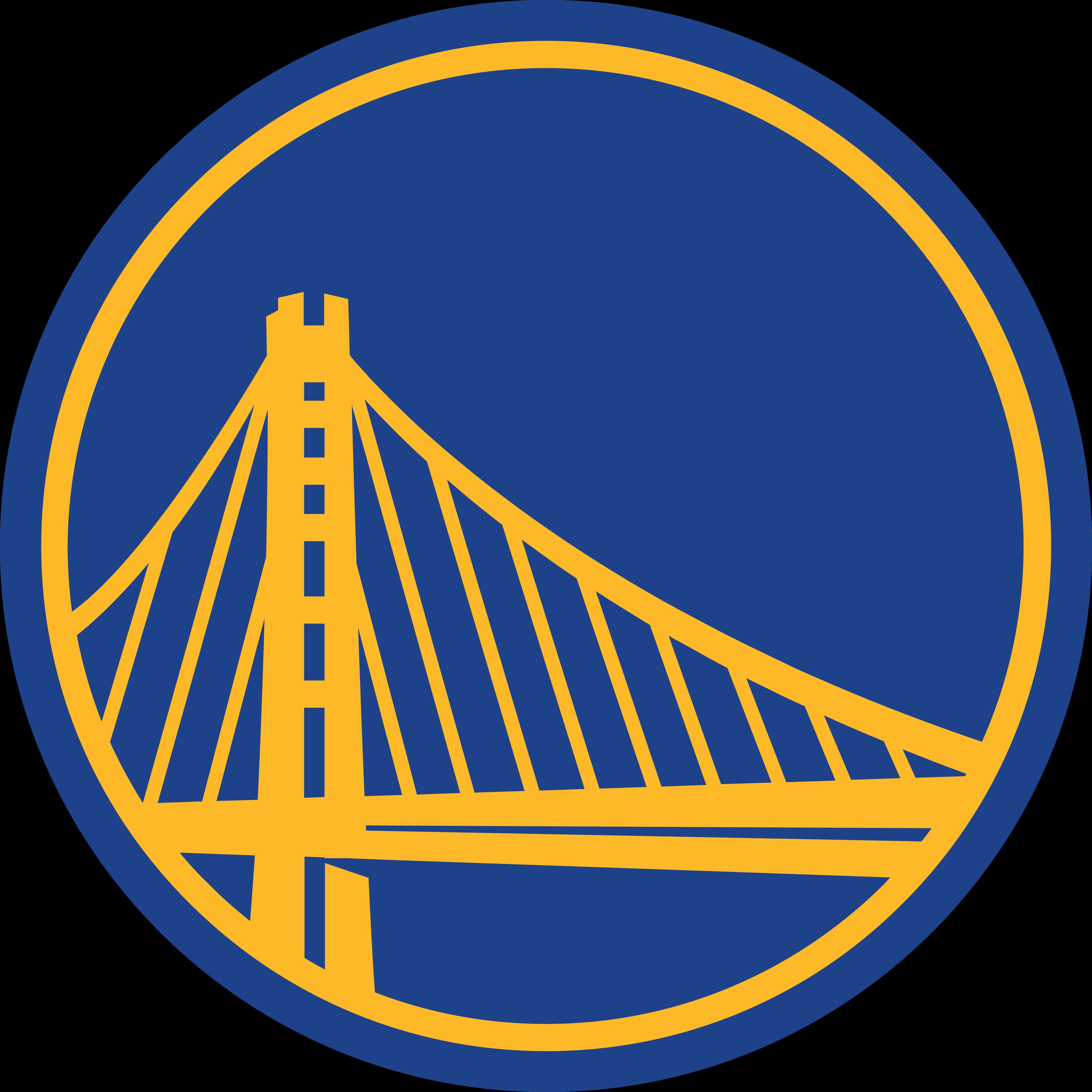 golden state warriors logo 8 - Golden State Warriors Logo