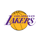 la lakers logo.
