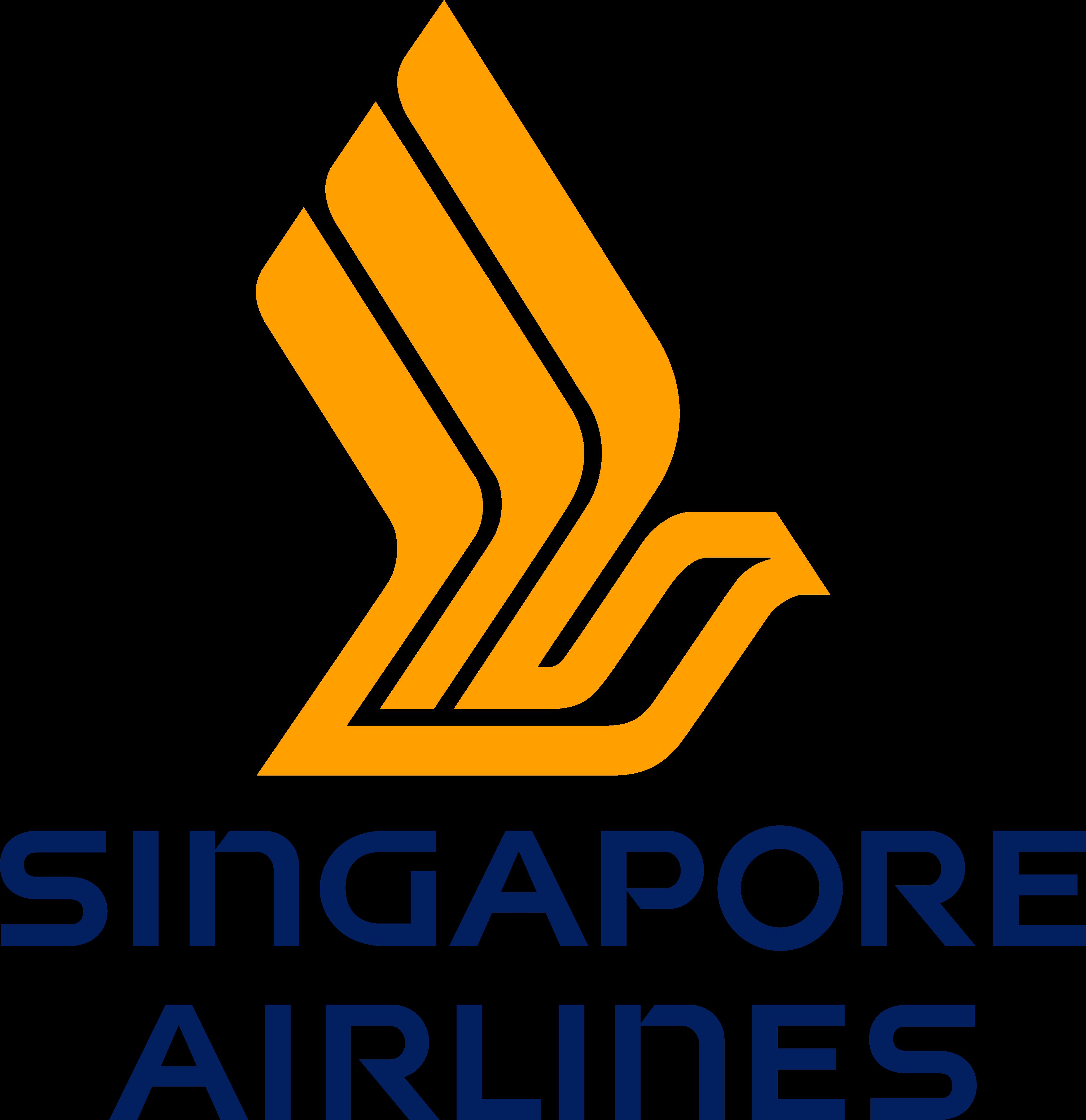 singapore airlines logo 1 - Singapore Airlines Logo