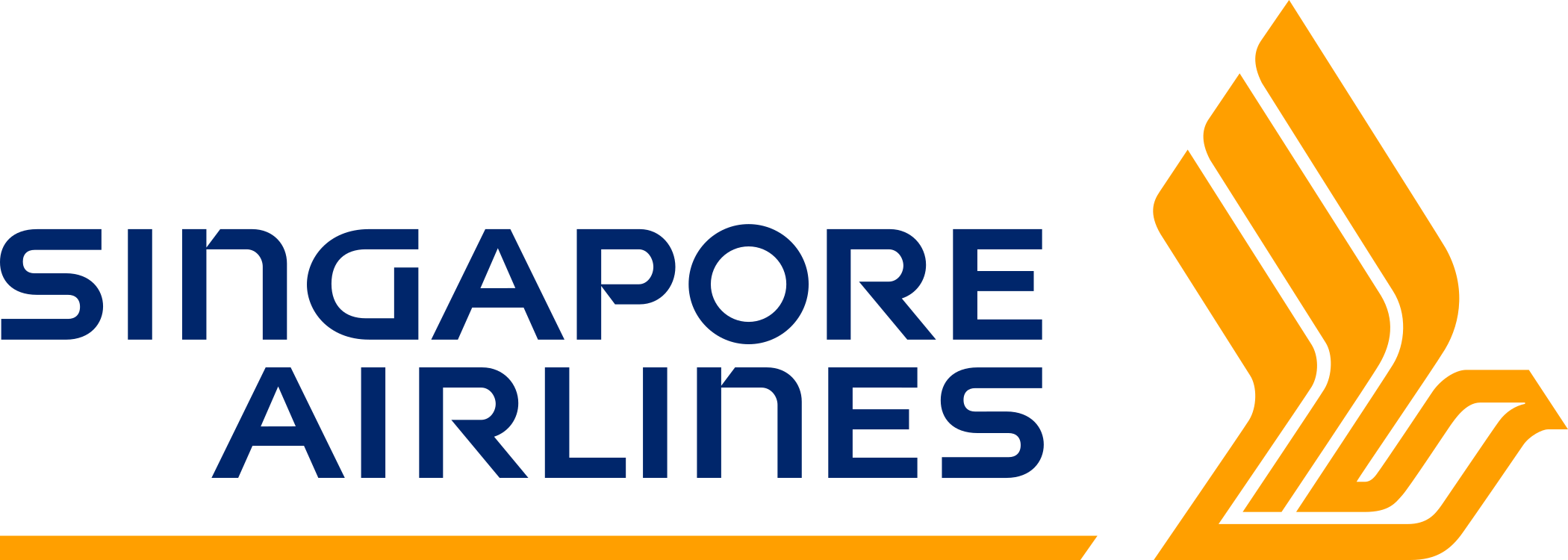 singapore airlines logo 2 - Singapore Airlines Logo