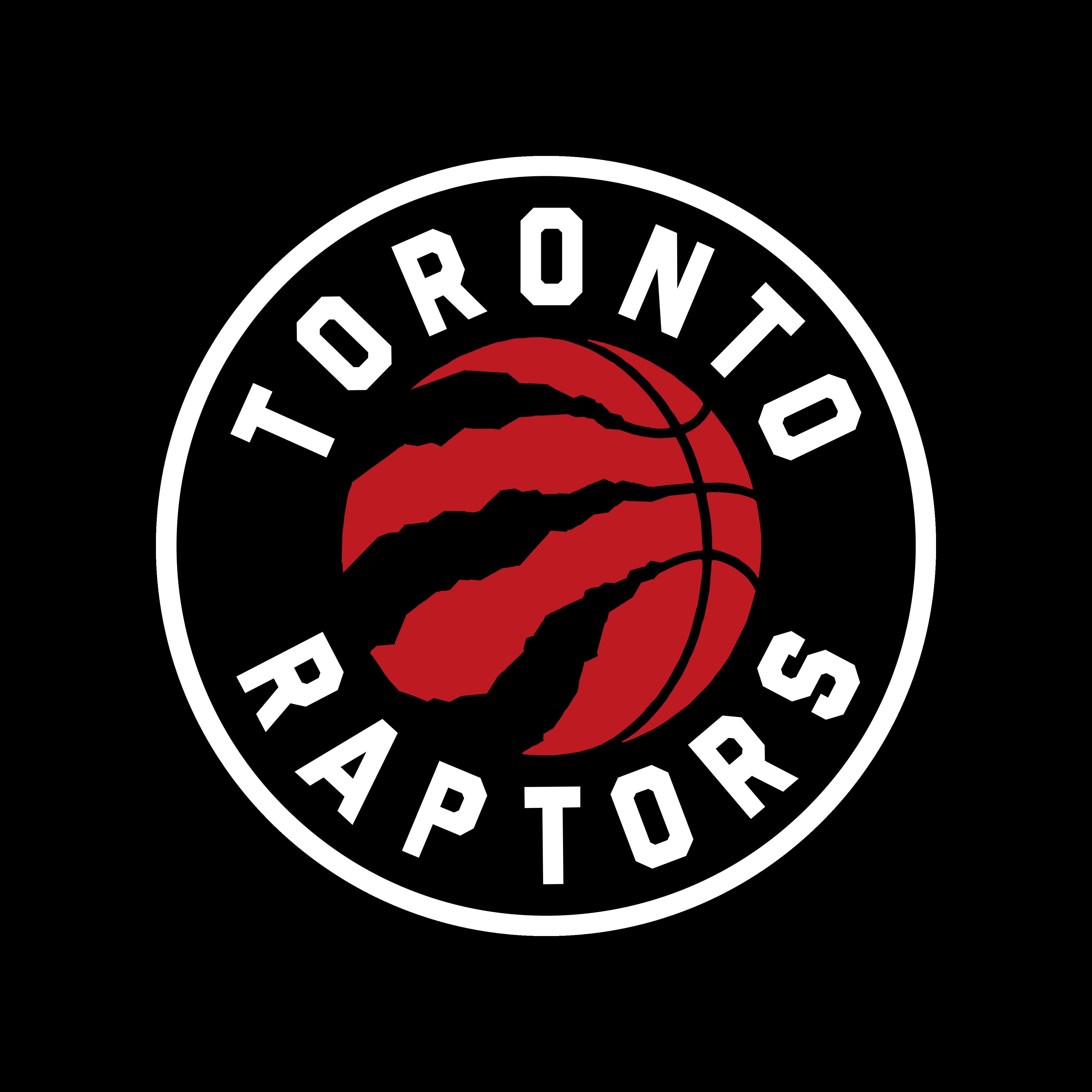 toronto raptors logo 0 1 - Toronto Raptors Logo